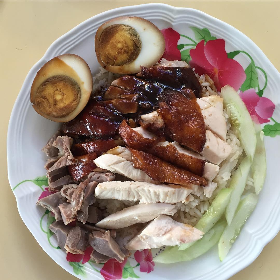 Serangoon Garden Market - Poh Poh Chicken