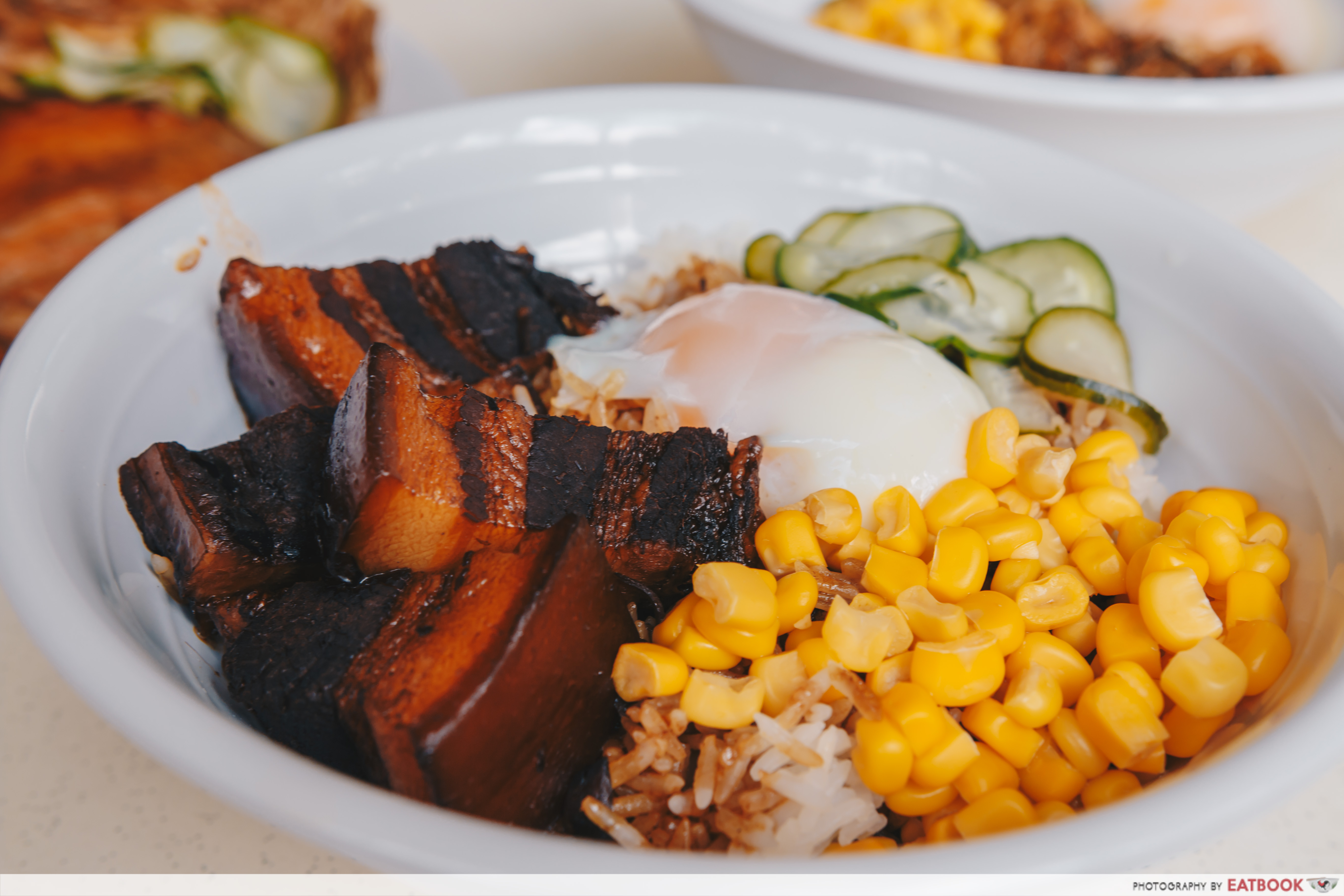 Sing HK Cafe - Classic Braised Pork Rice