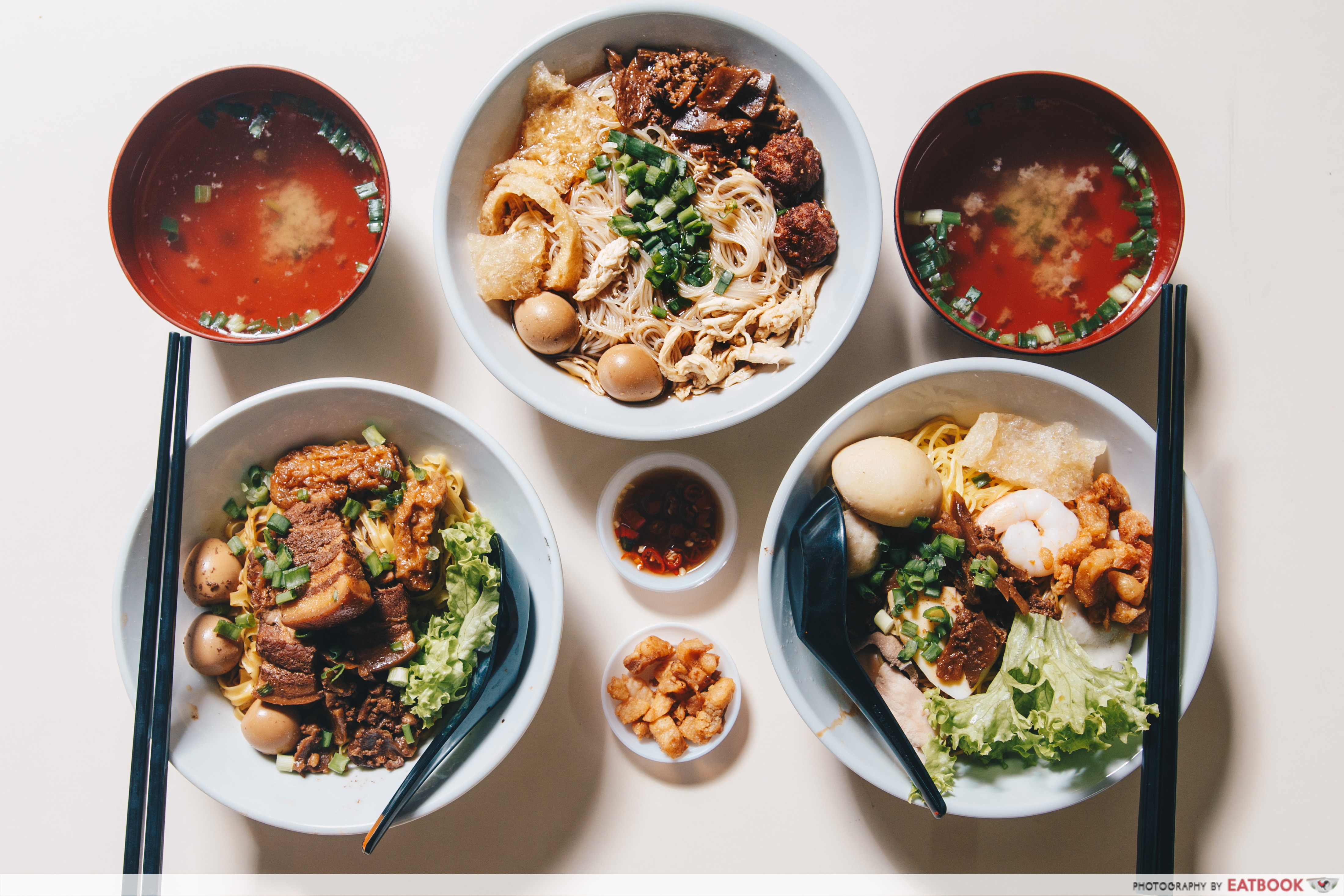 Singapore Hawker Food - Signature Noodle