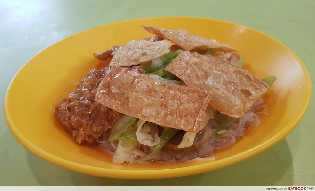 Telok Blangah Crescent Food Centre - Su Yuan Vegetarian