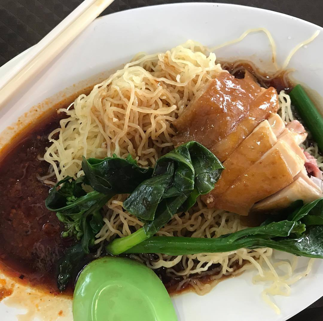 Telok Blangah Crescent Food Centre - Uncle Lee HK Noodles & Rice
