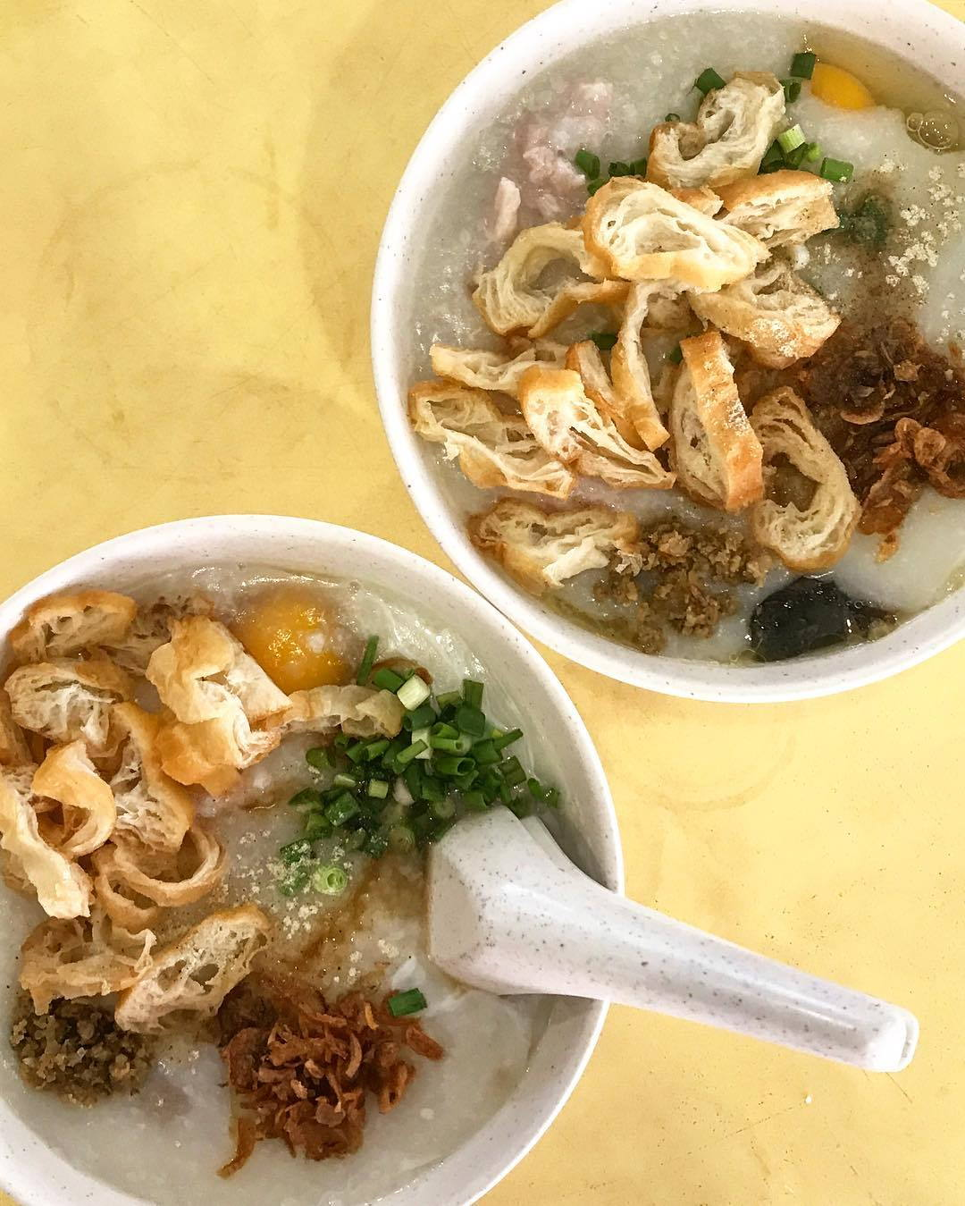 Telok Blangah Crescent Food Centre - Xiang Ji Porridge