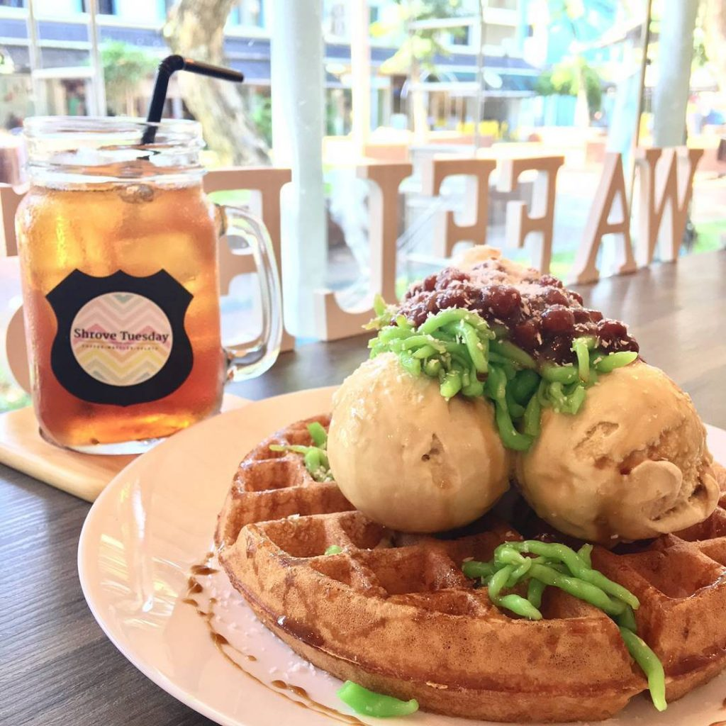 Toa Payoh Cafes Shrove Tuesday