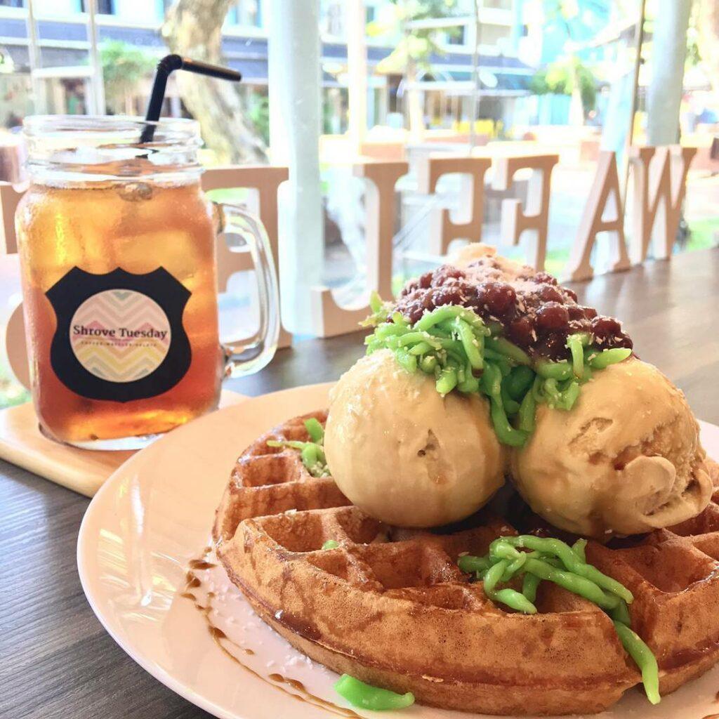 Toa Payoh Cafes Shrove Tuesday