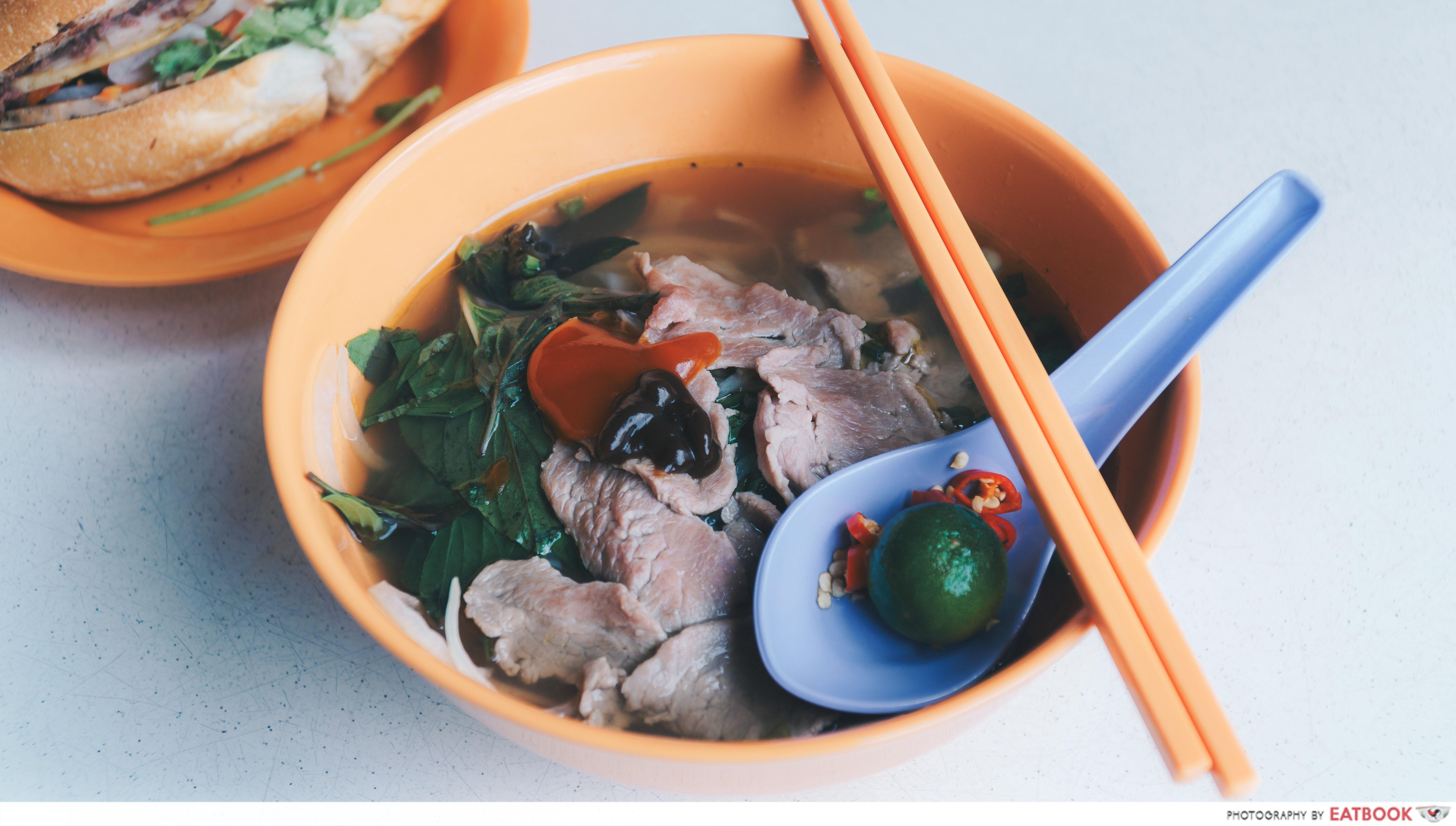 Vietnamese Favourites - Phở Bò (Beef Pho)