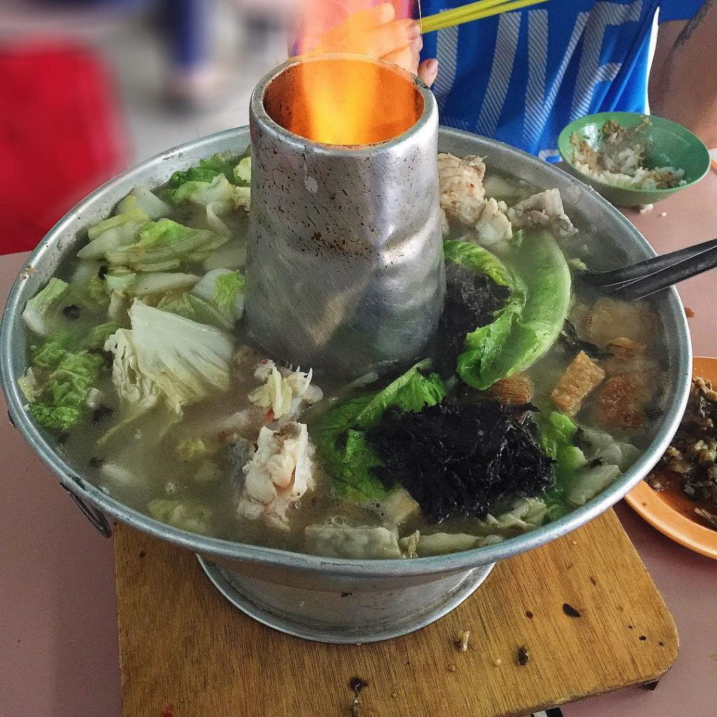 Xin Heng Feng Fish Head Steamboat