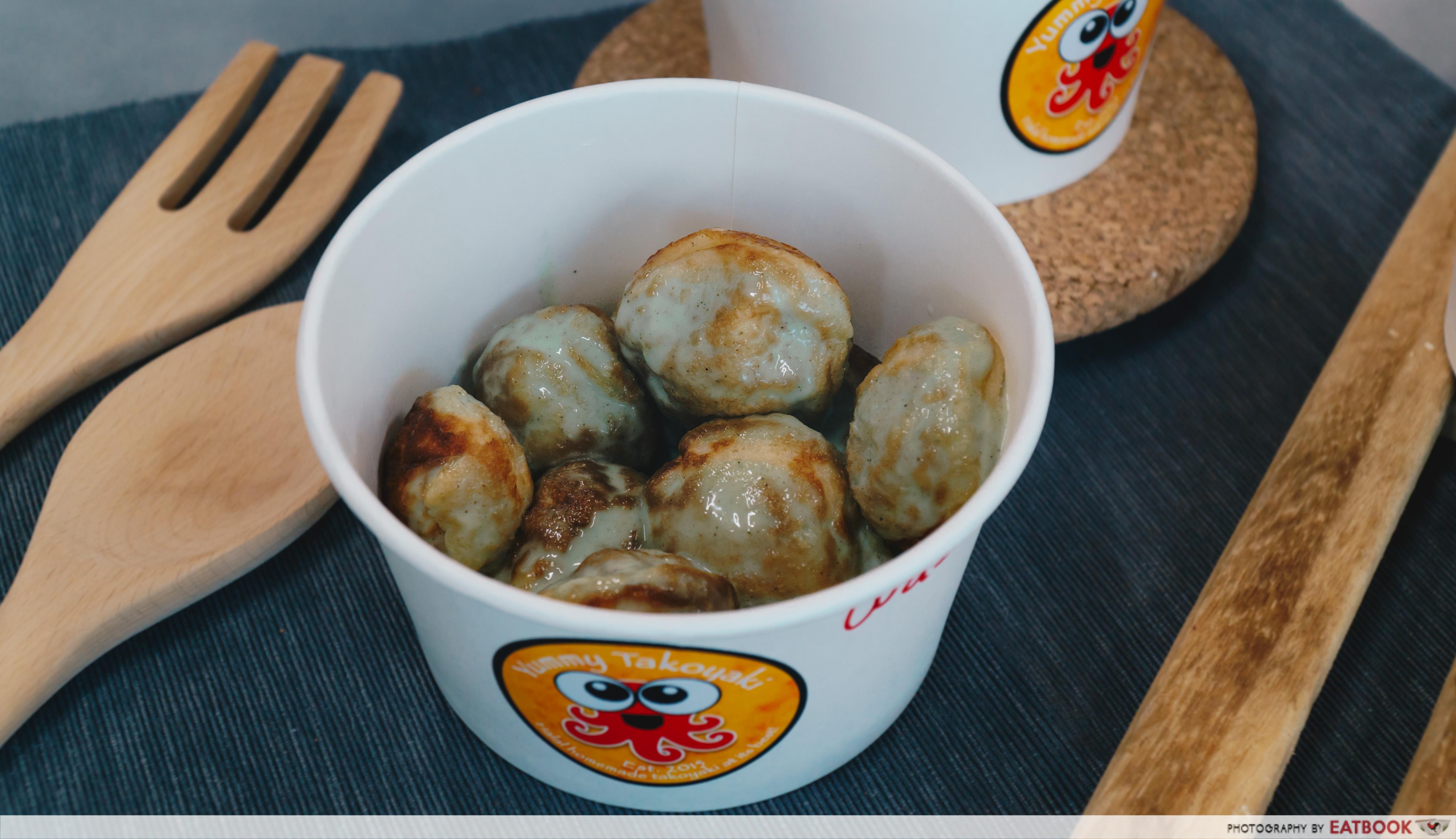 Yummy Takoyaki - Wassupbae Takoyaki
