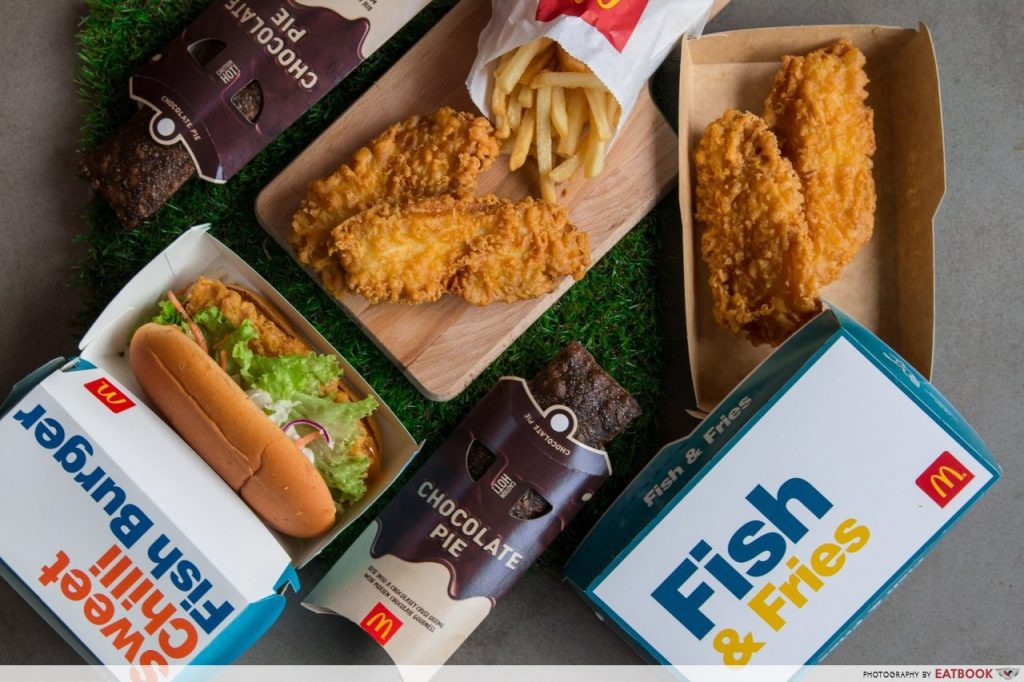 mcdonald's fish and fries (Copy)