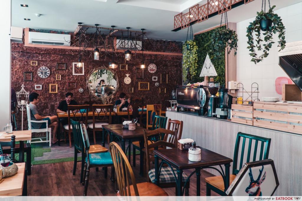 non touristy cafes singapore enchanted