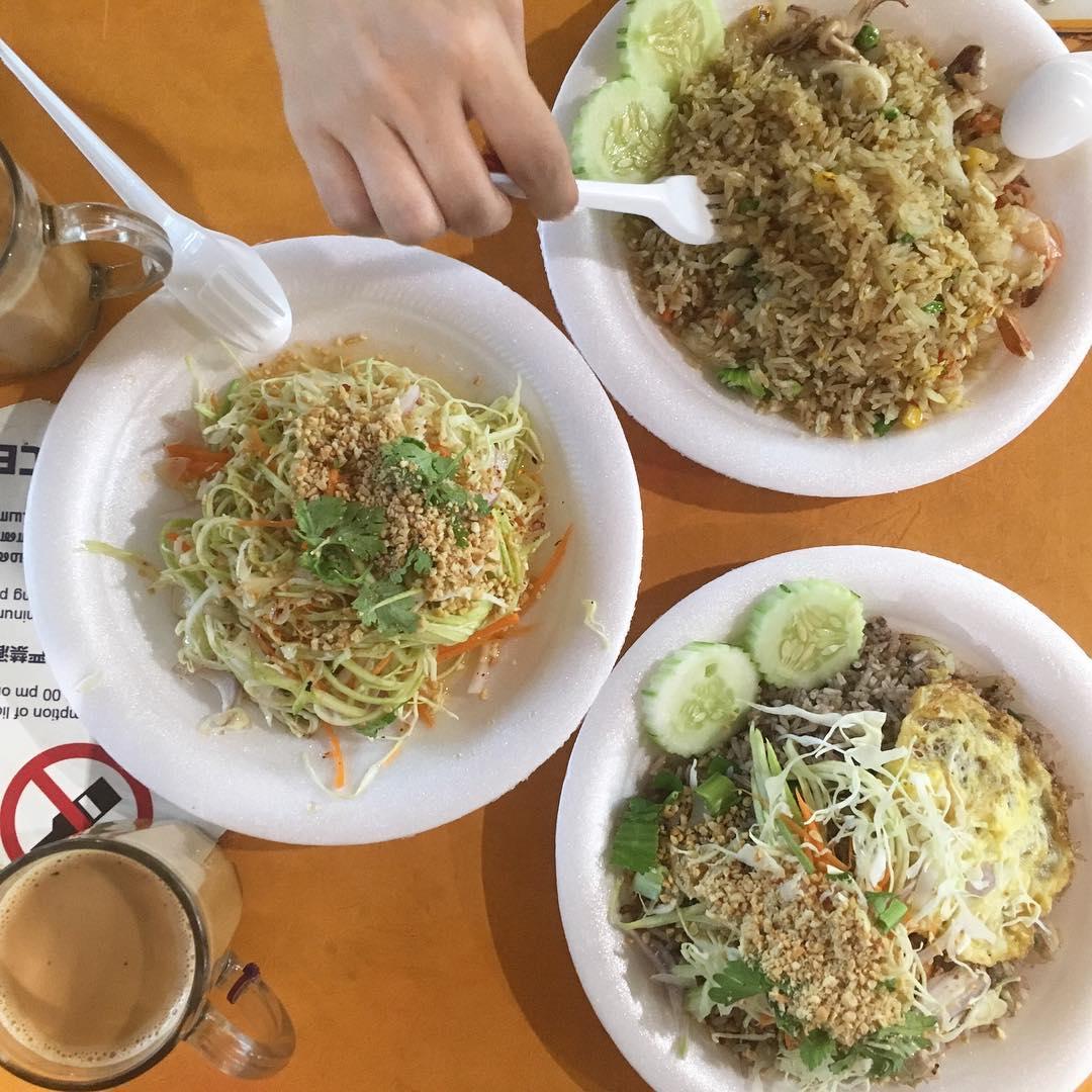 tekka centre- imaroy thai food