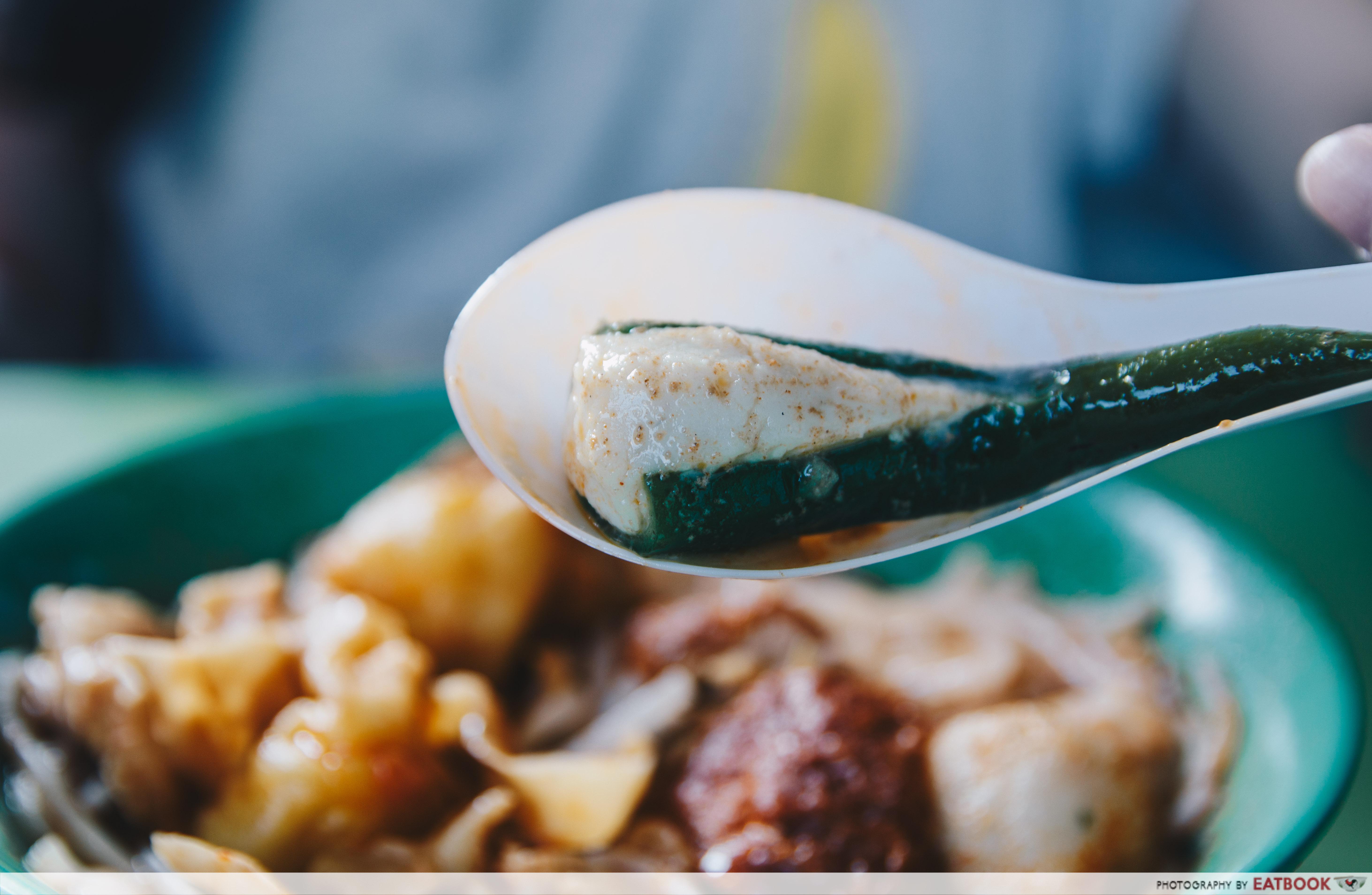 woo ji- stuffed green chilli