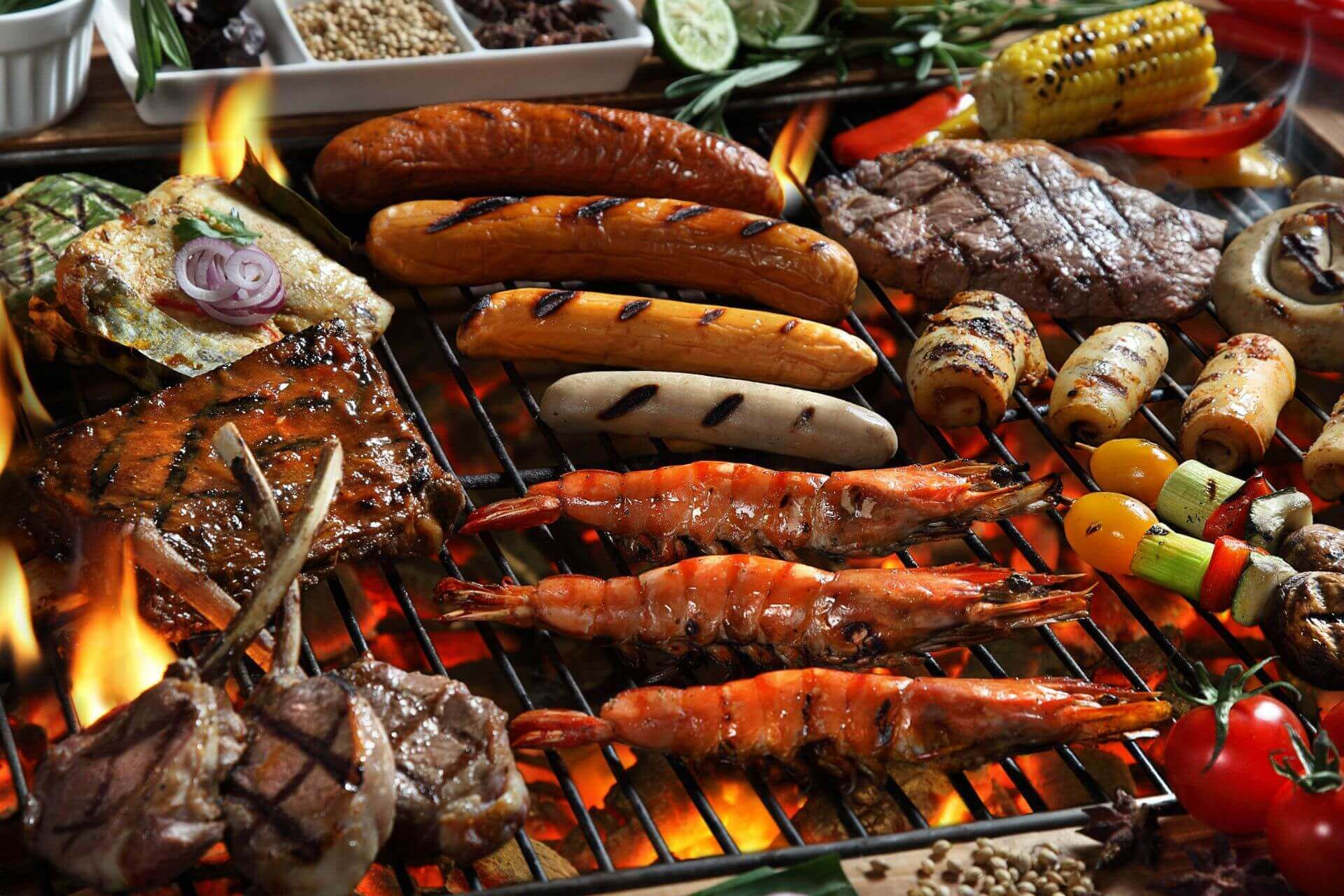 1-for-1 buffet - Cocobolo Poolside Bar + Grill