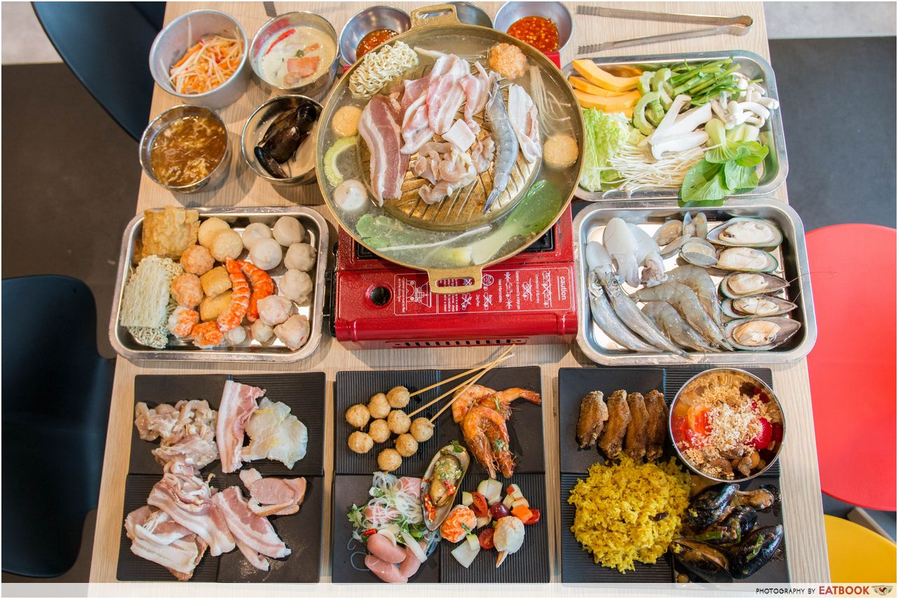 1-for-1 buffet - Talay Kata