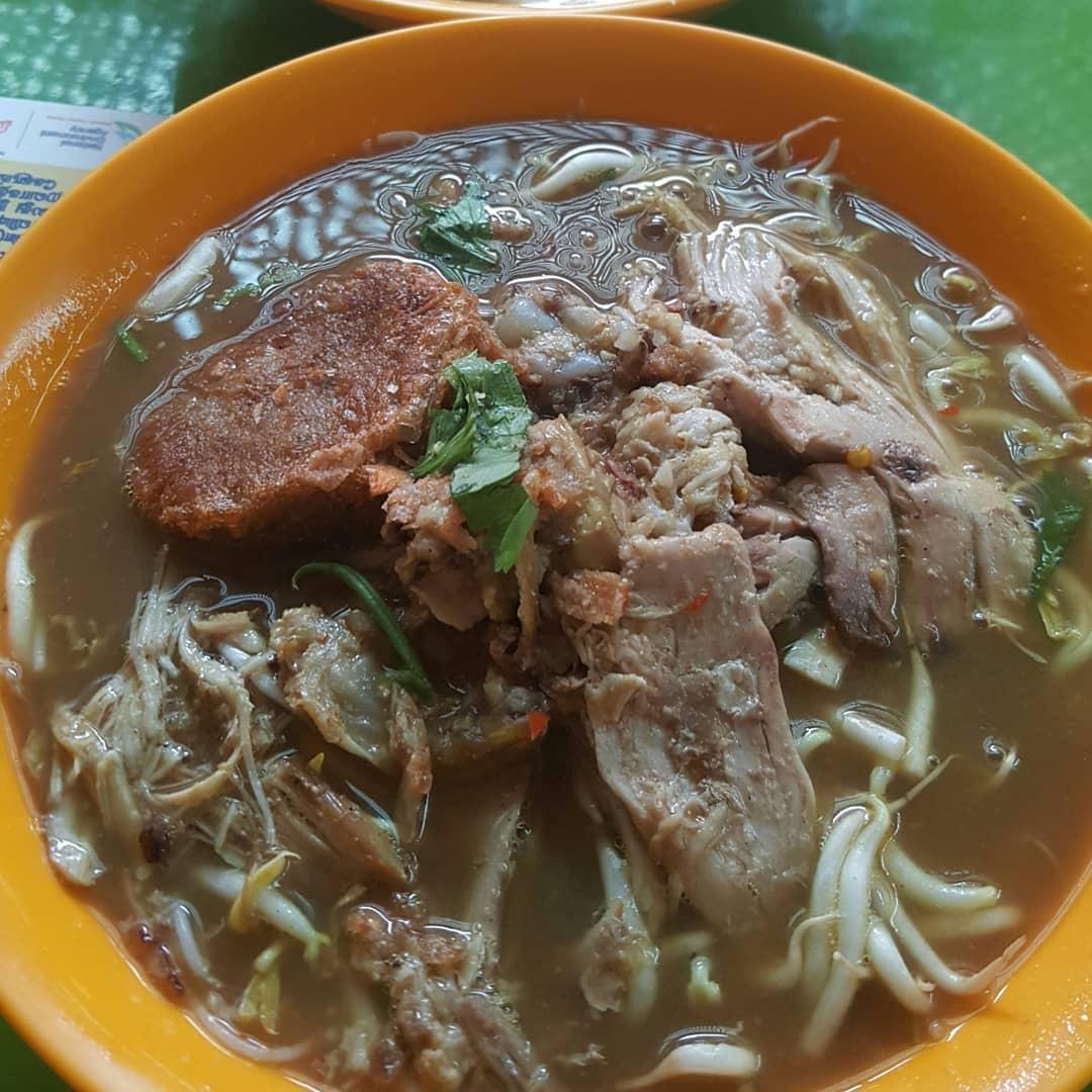 Adam Road Food Centre - Selamat Datang Warong Pak Sapari