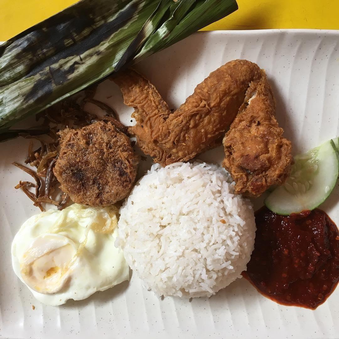 Adam Road Food Centre - Selera Rasa Nasi Lemak