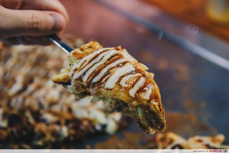 Ajiya Okonomiyaki - Okonomiyaki (1)