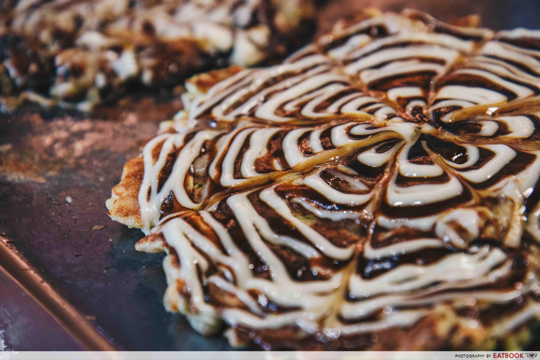 Ajiya Okonomiyaki - Okonomiyaki