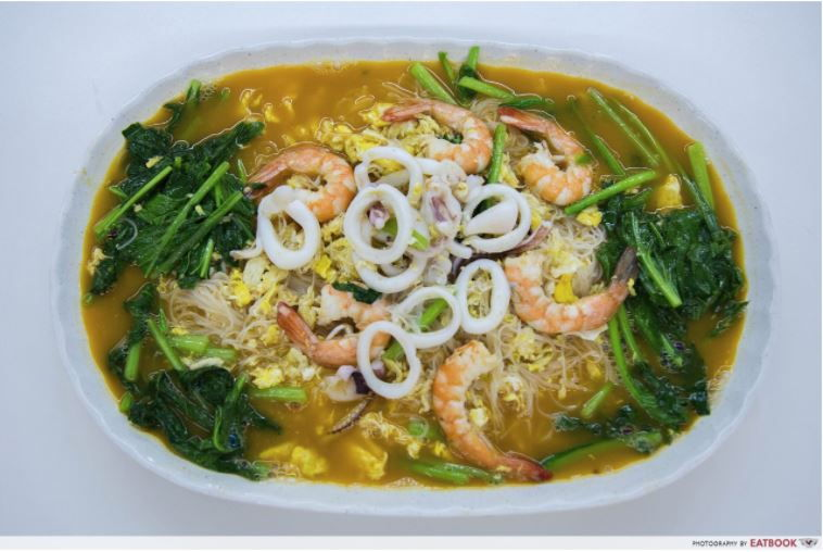 Beauty World Food - Chun Kee Seafood White Bee Hoon