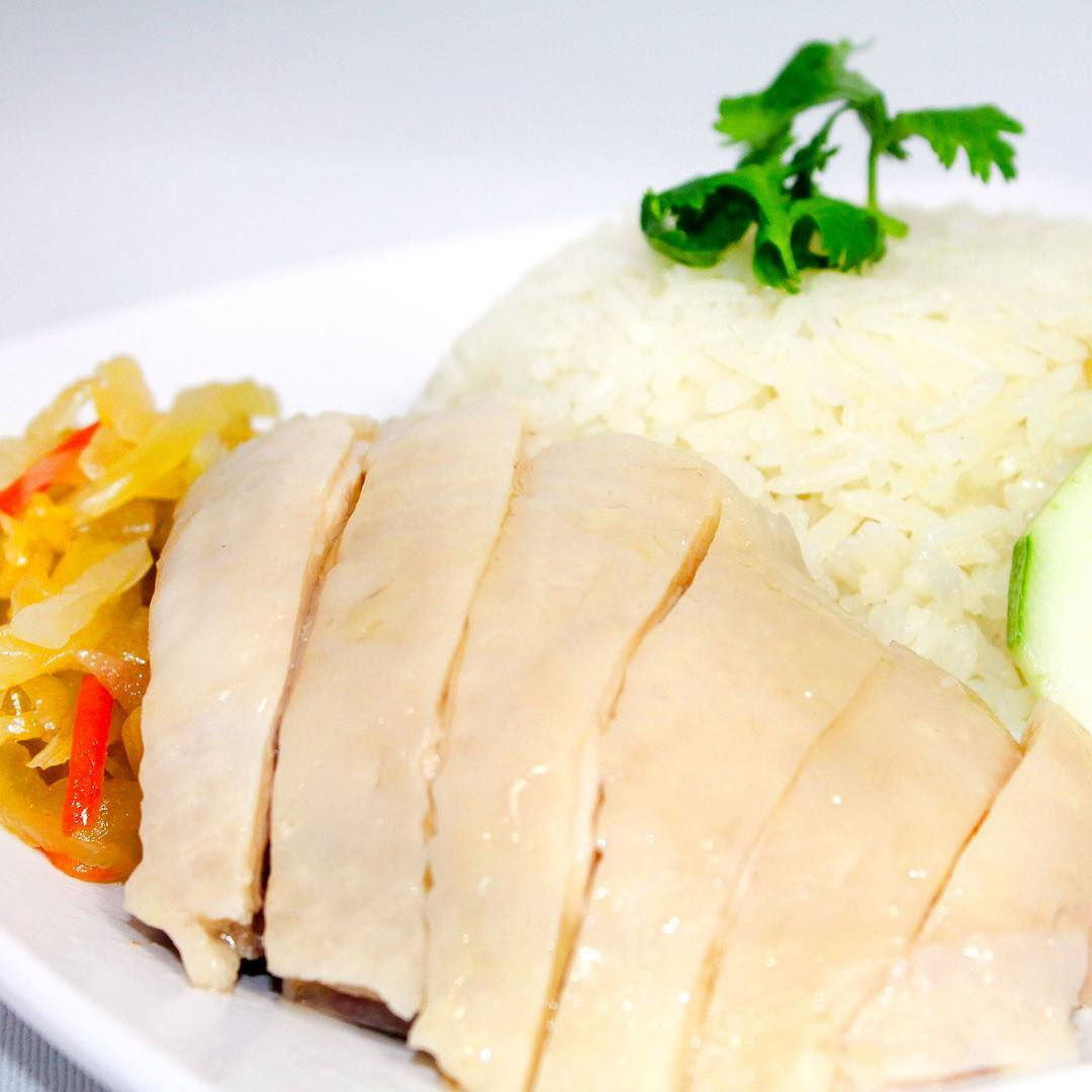 Beauty World Food - Jew Kit Chicken Rice