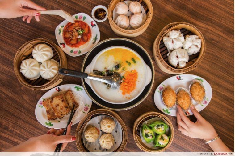 Beauty World Food - Mong Kok Dim Sum