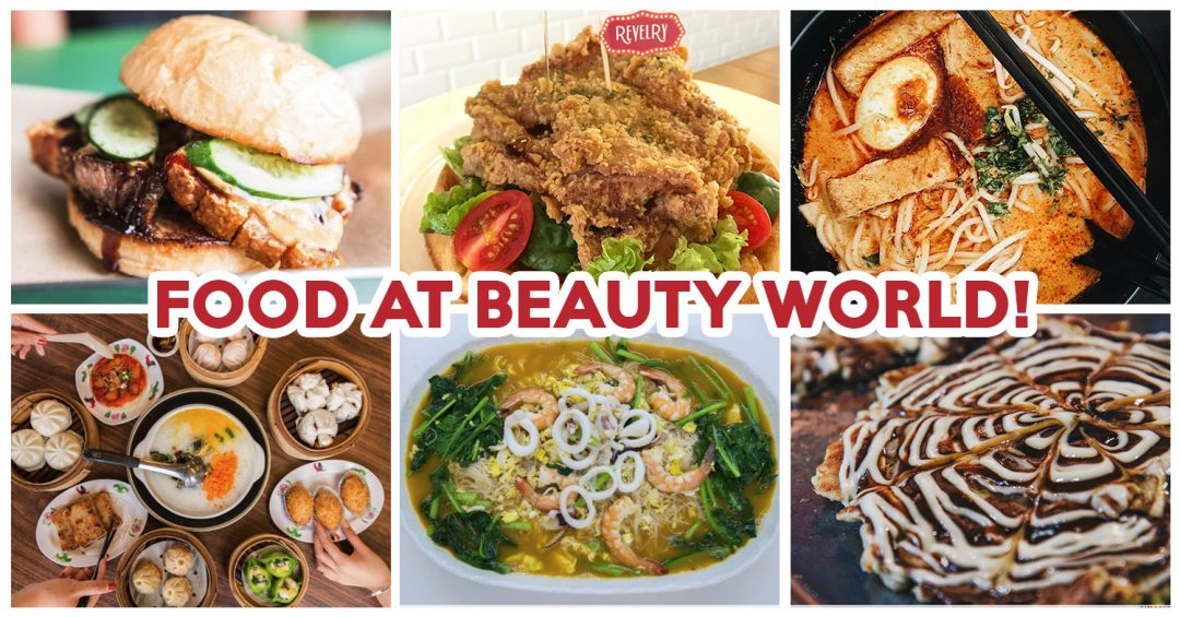 Beauty World Food - feature image
