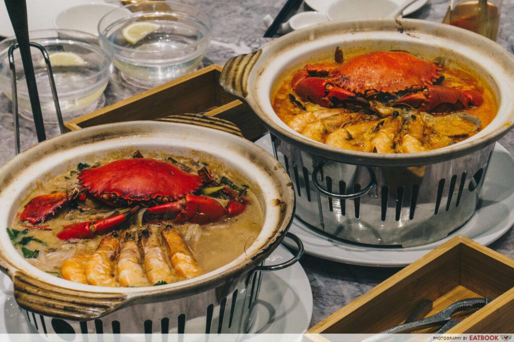Beauty in the pot maybank long hu hui