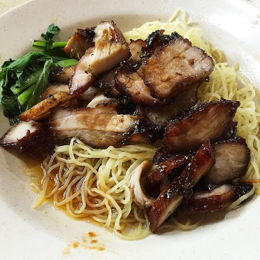 Chinese Garden Food - Fei Fei Roasted Noodle