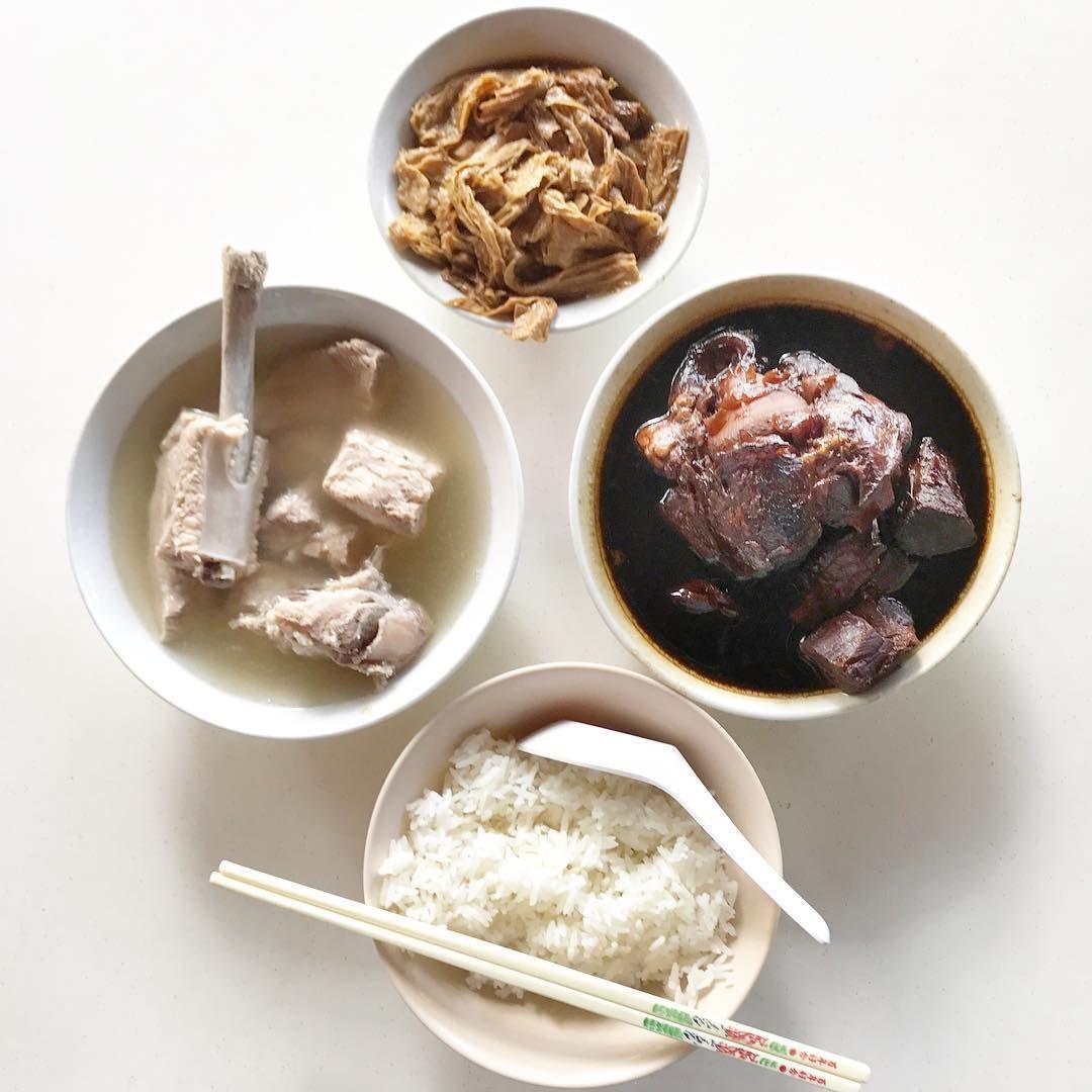 Chinese Garden Food - Joo Siah Bak Koot Teh