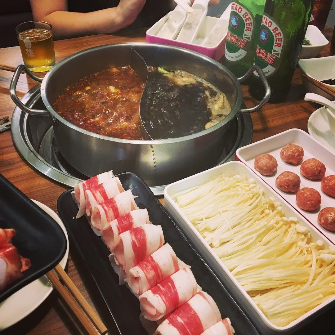Chinese Garden Food - Shi Jian Hot Pot