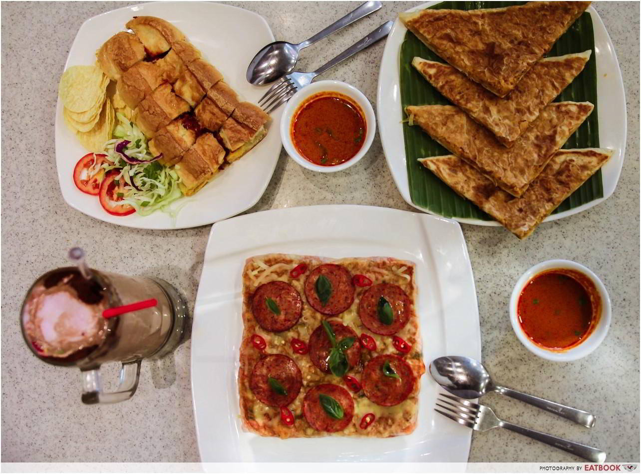 Clementi Food - Prata Alley