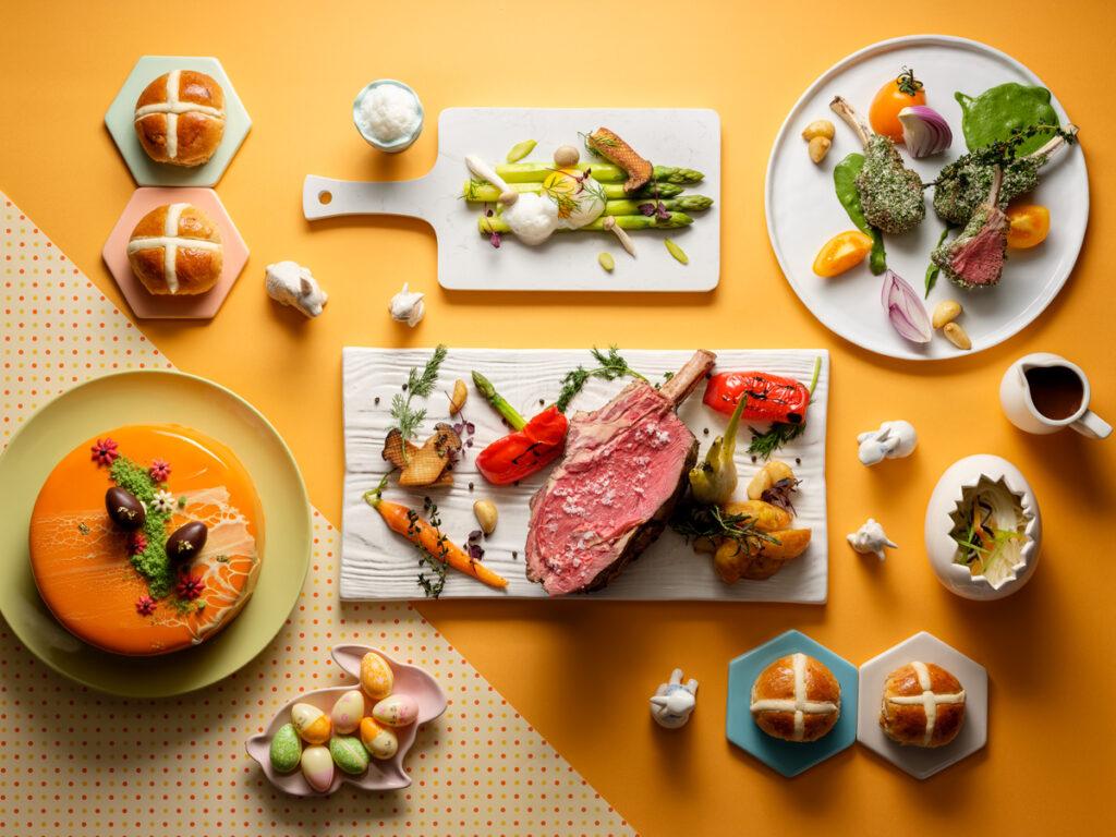 Easter brunch buffet edge pan pac