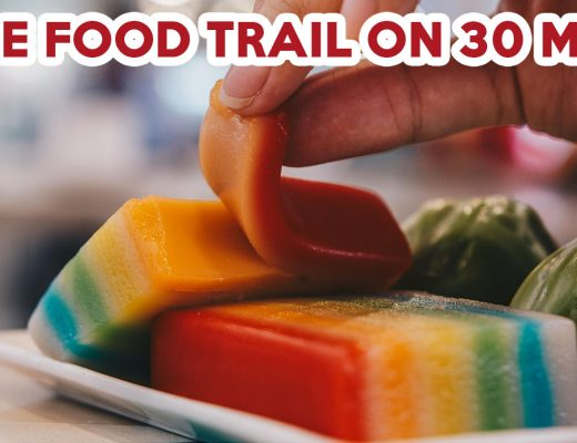 Free Food Trail - Feature Image