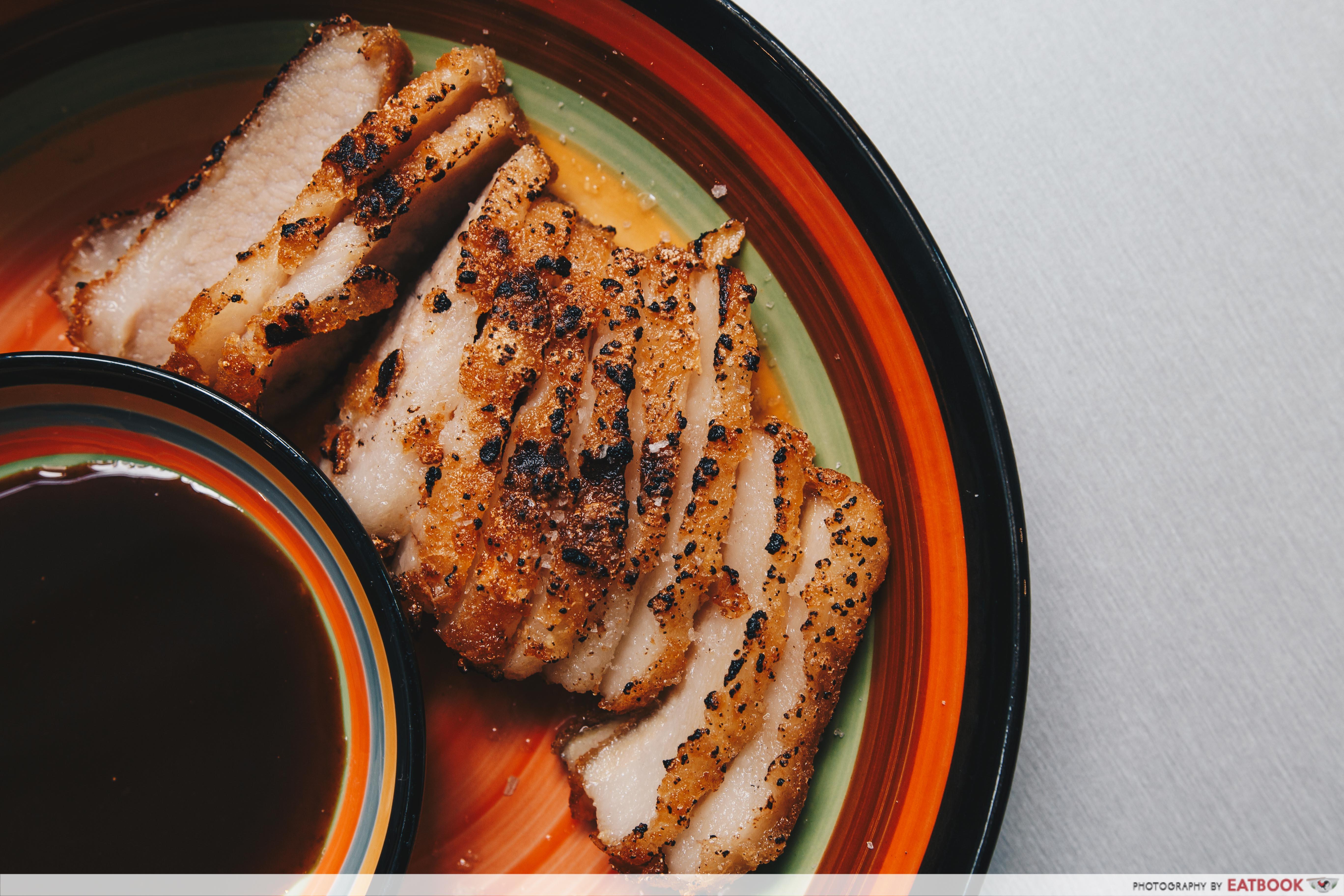Garang Grill - Crispy Pork Jowl