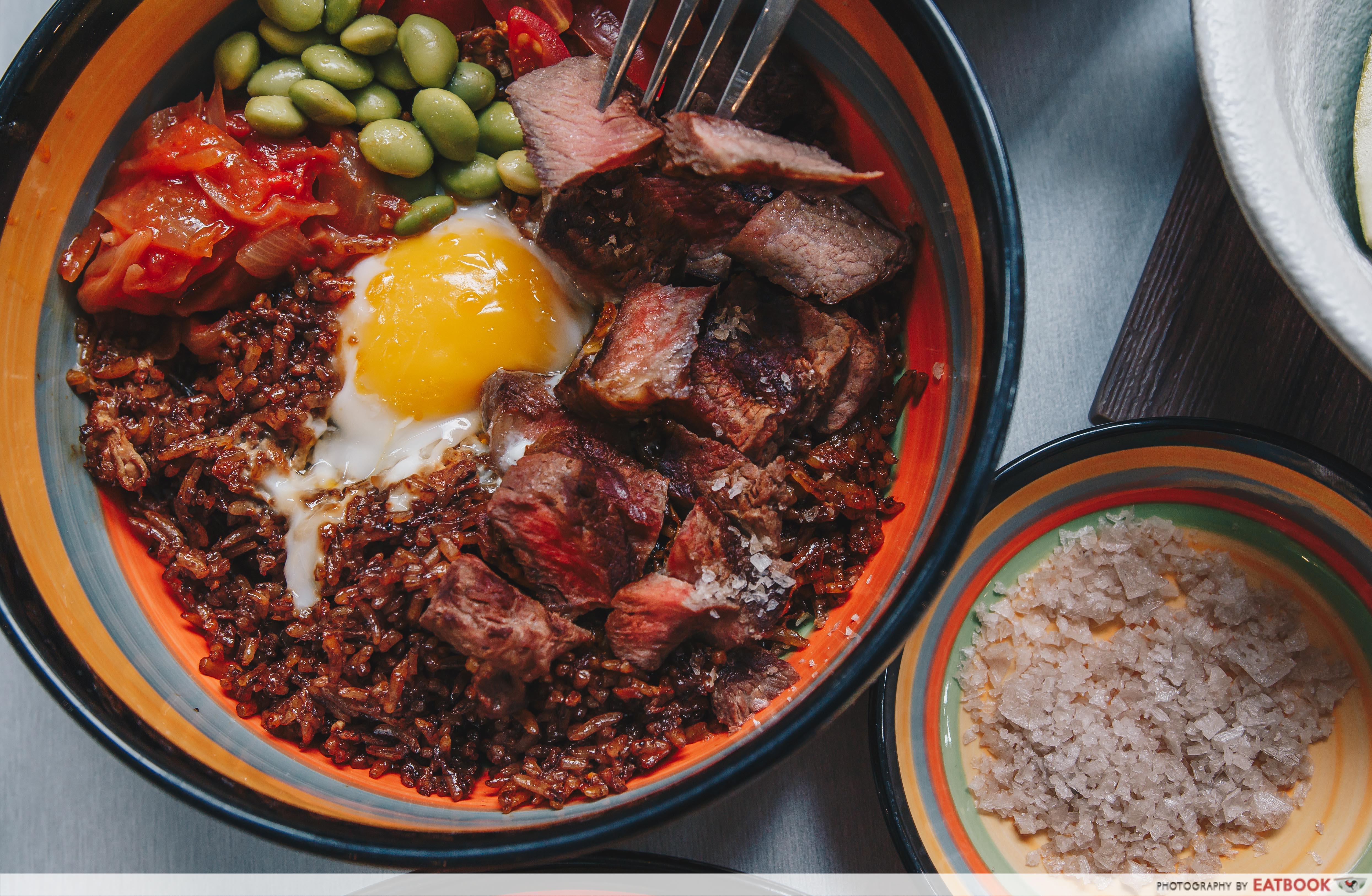 Garang Grill - Garang Beef Rice Bowl