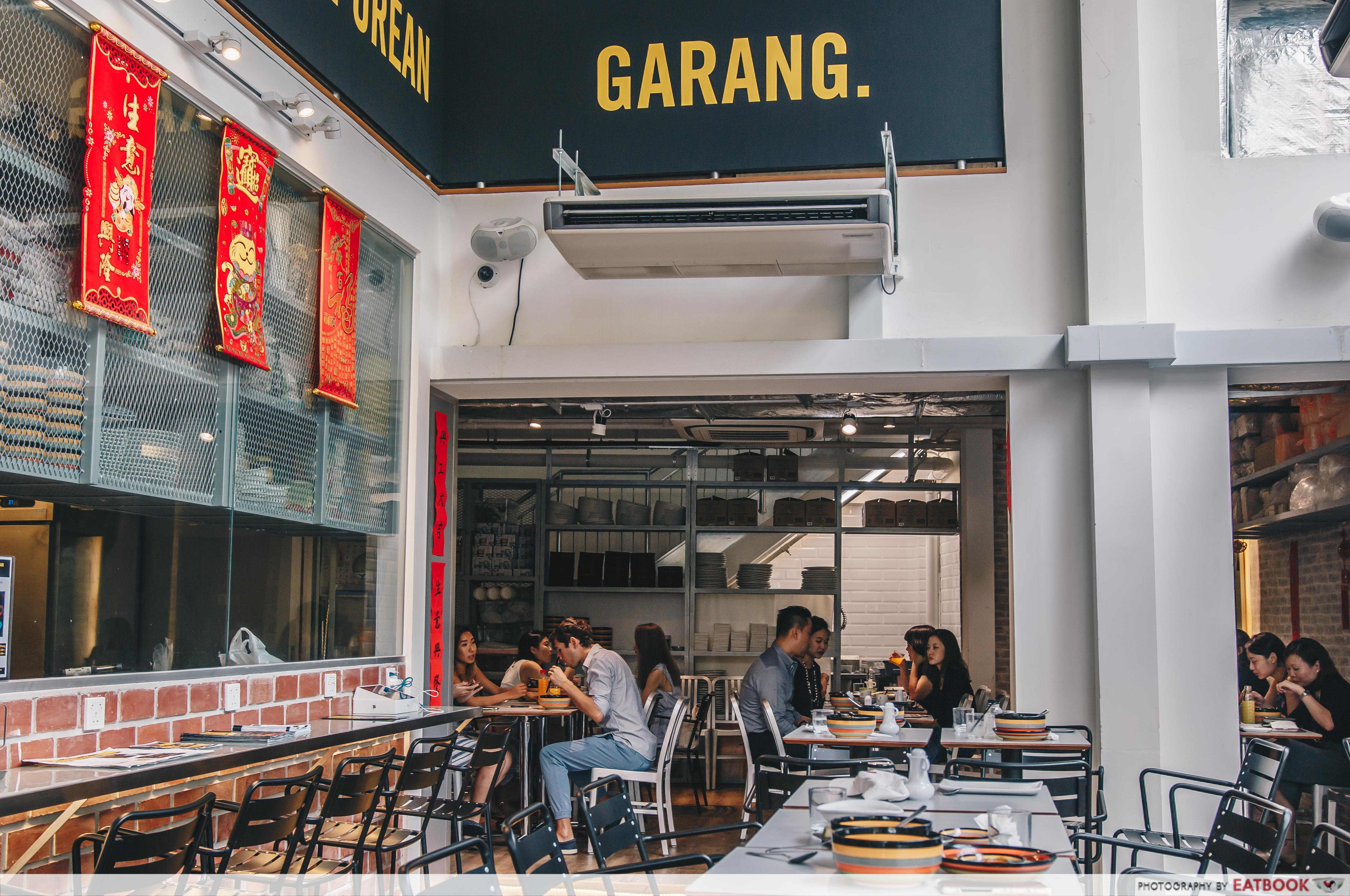 Garang Grill - ambience
