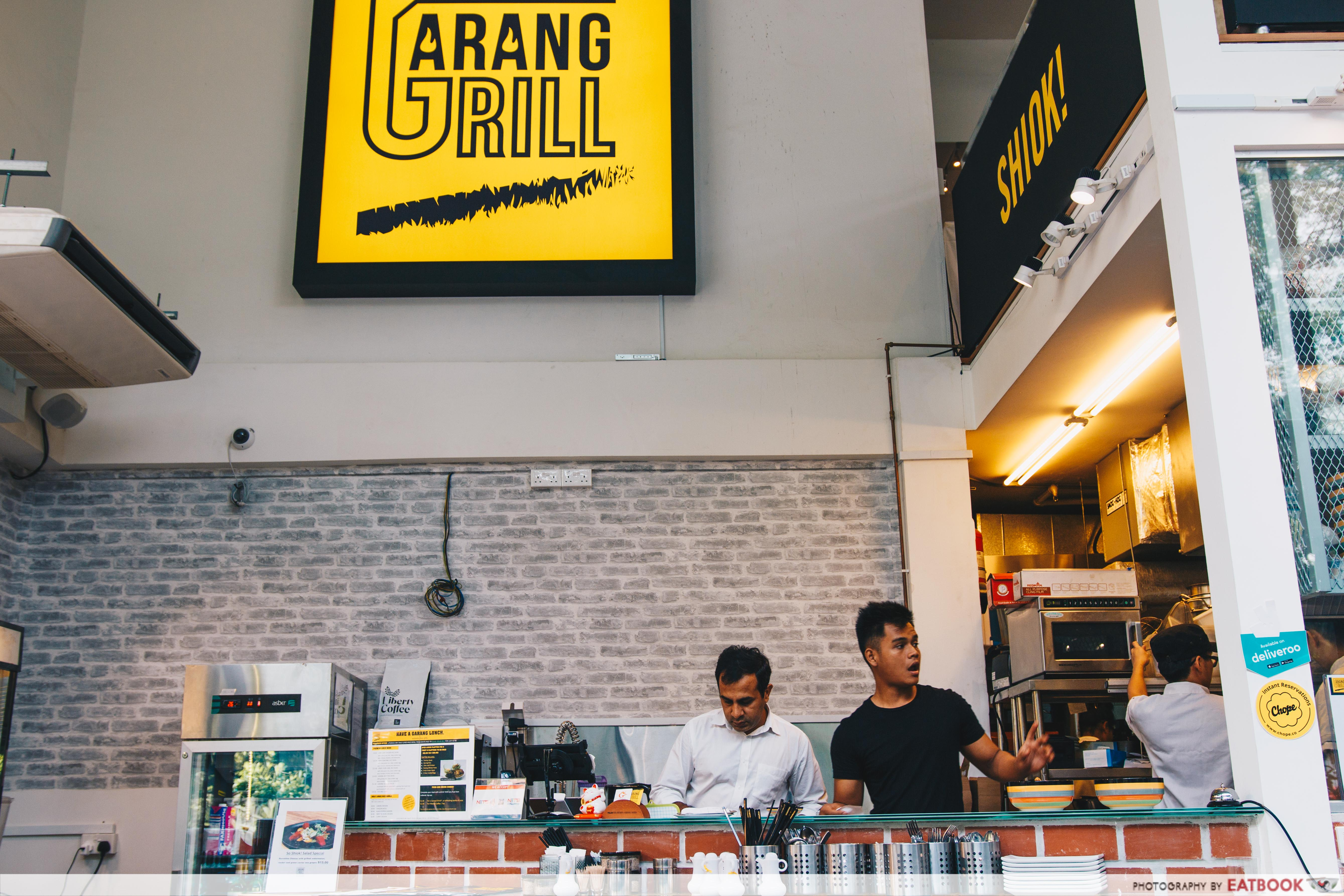 Garang Grill - storefront