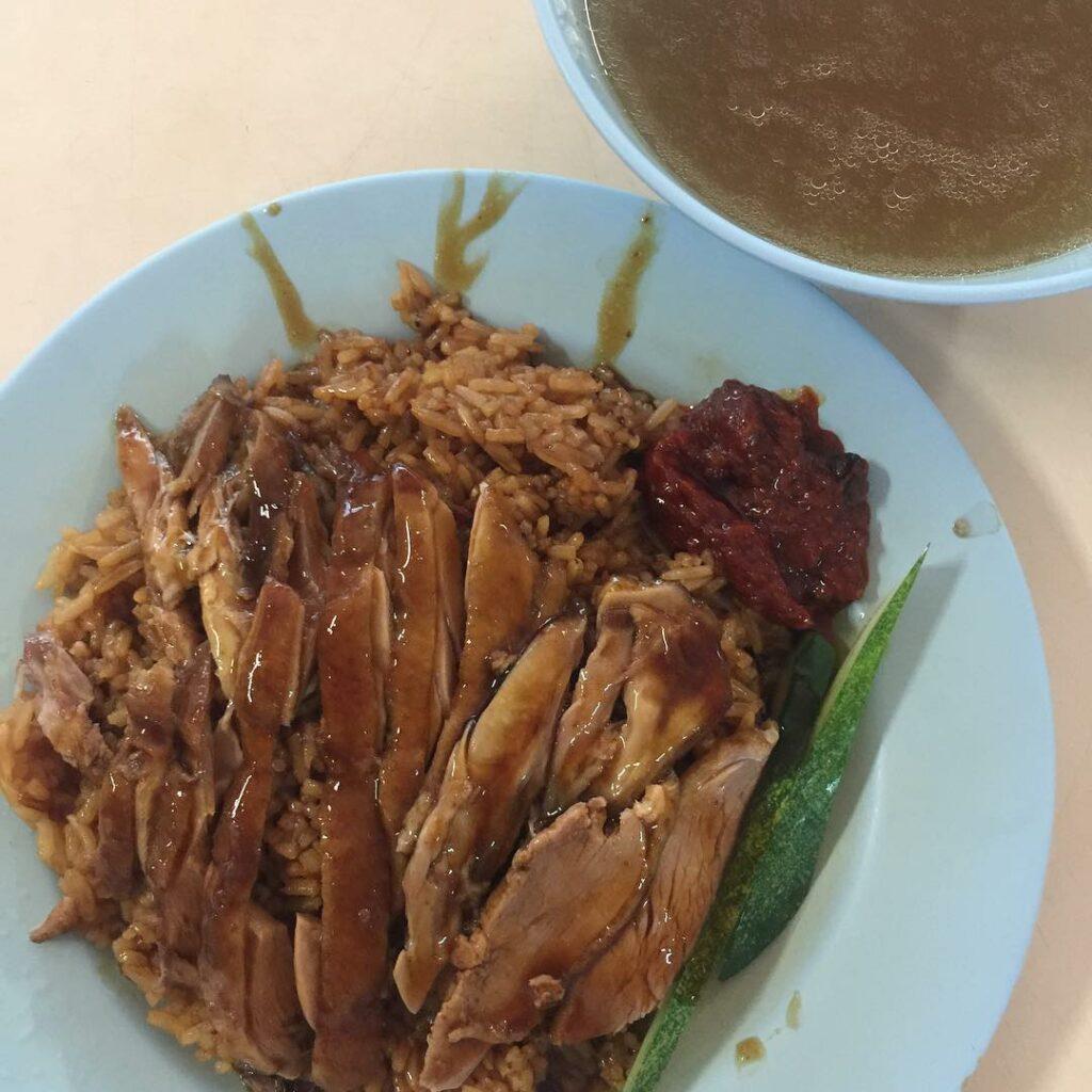 Geylang Bahru Food Centre - Cheok Kee Boneless Braised Duck