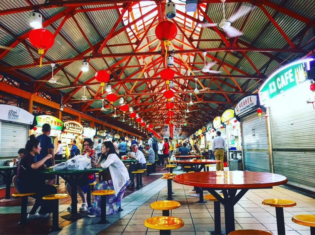 Hawker Centres in Central - Maxwell Food Centre (16)