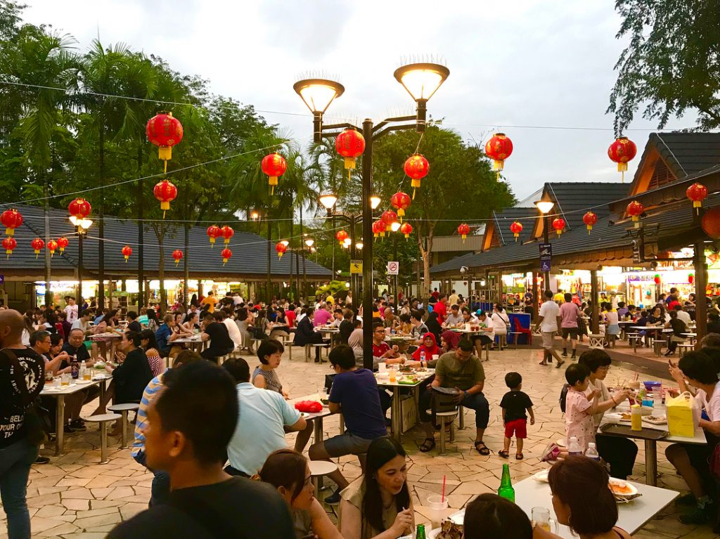 Hawker Centres in Central - Newton Food Centre (14)