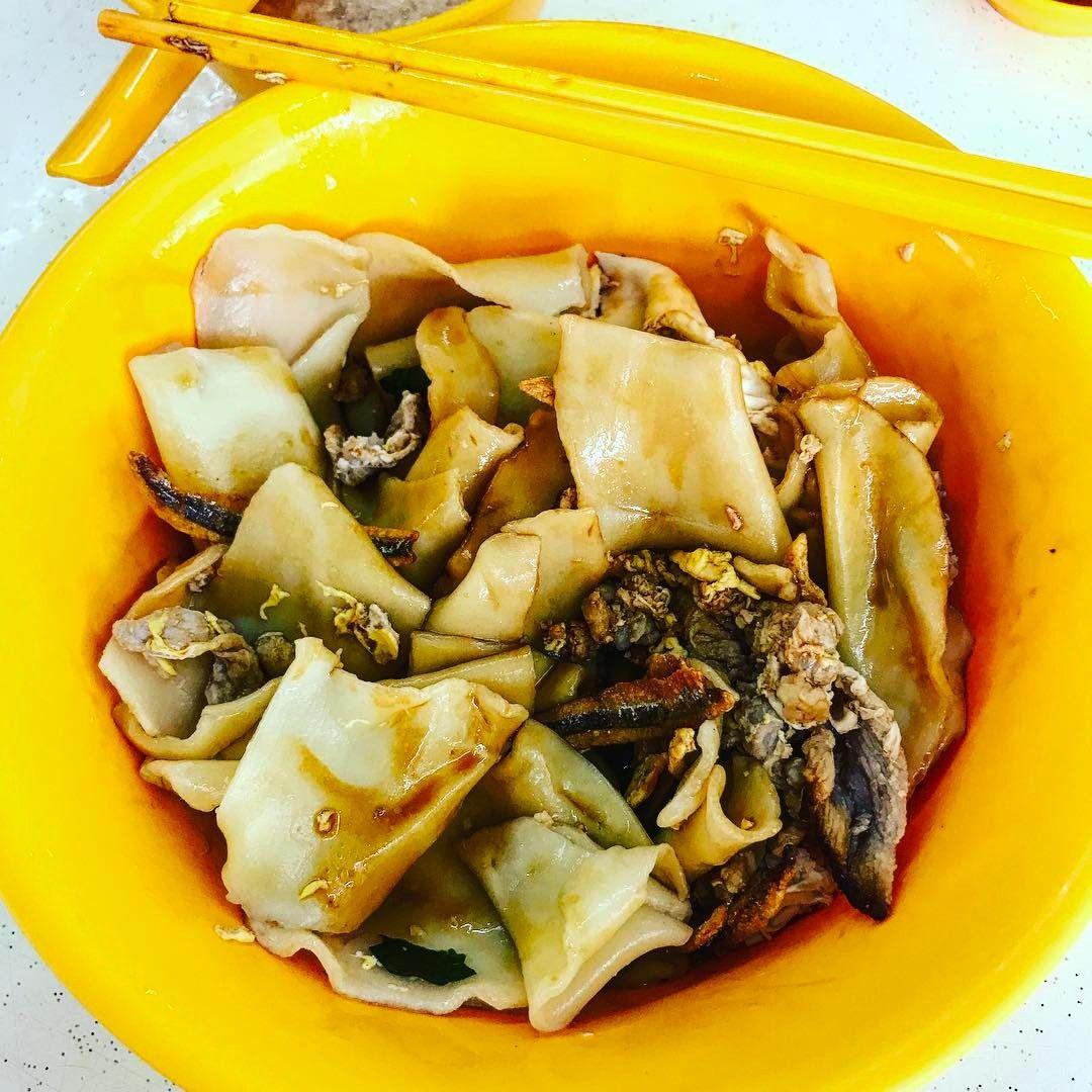 Lakeside Food - He Jia Huan Ban Mian Mee Hoon Kway