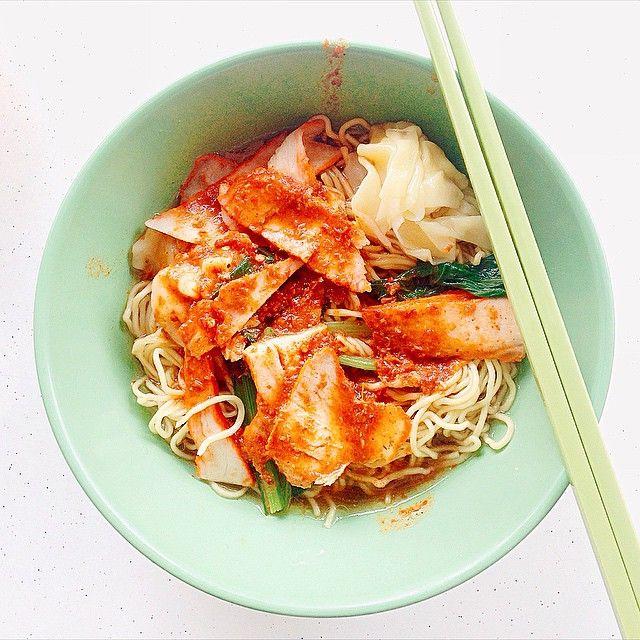 Lakeside Food - Kok Kee Wanton Noodle