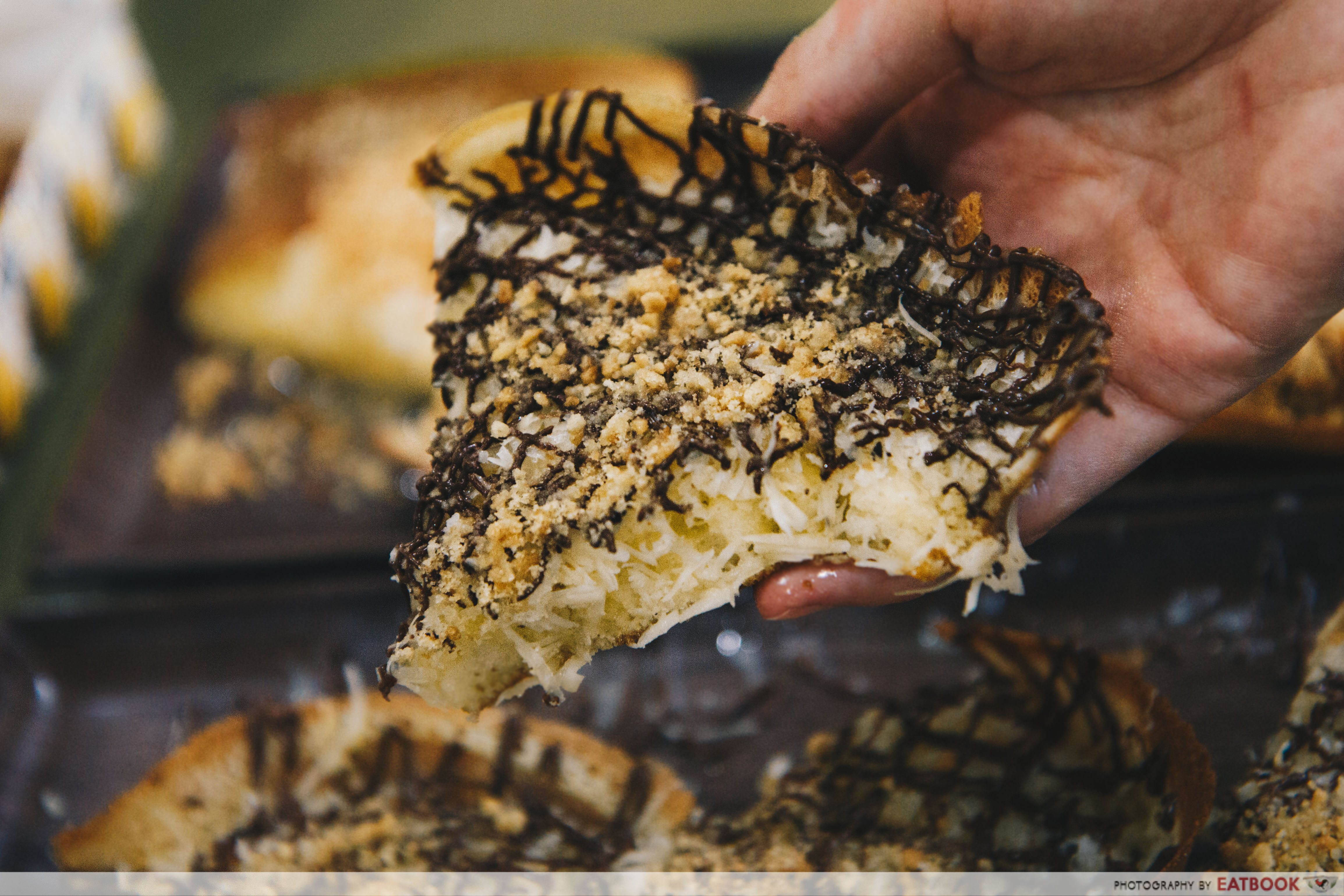 Markozar-nutella falls slice