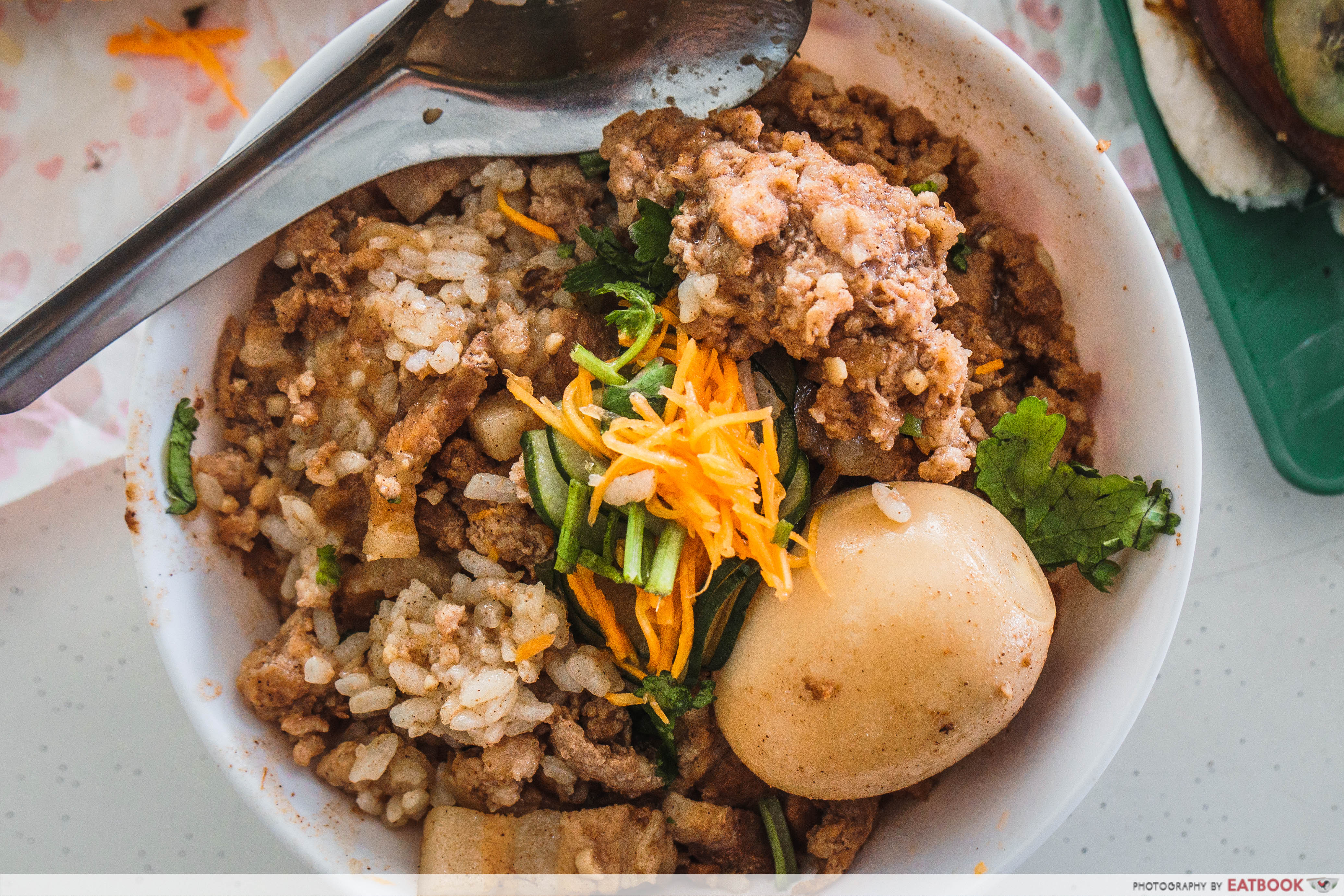 Mei Ming Taiwan Delicacy-braised pork rice