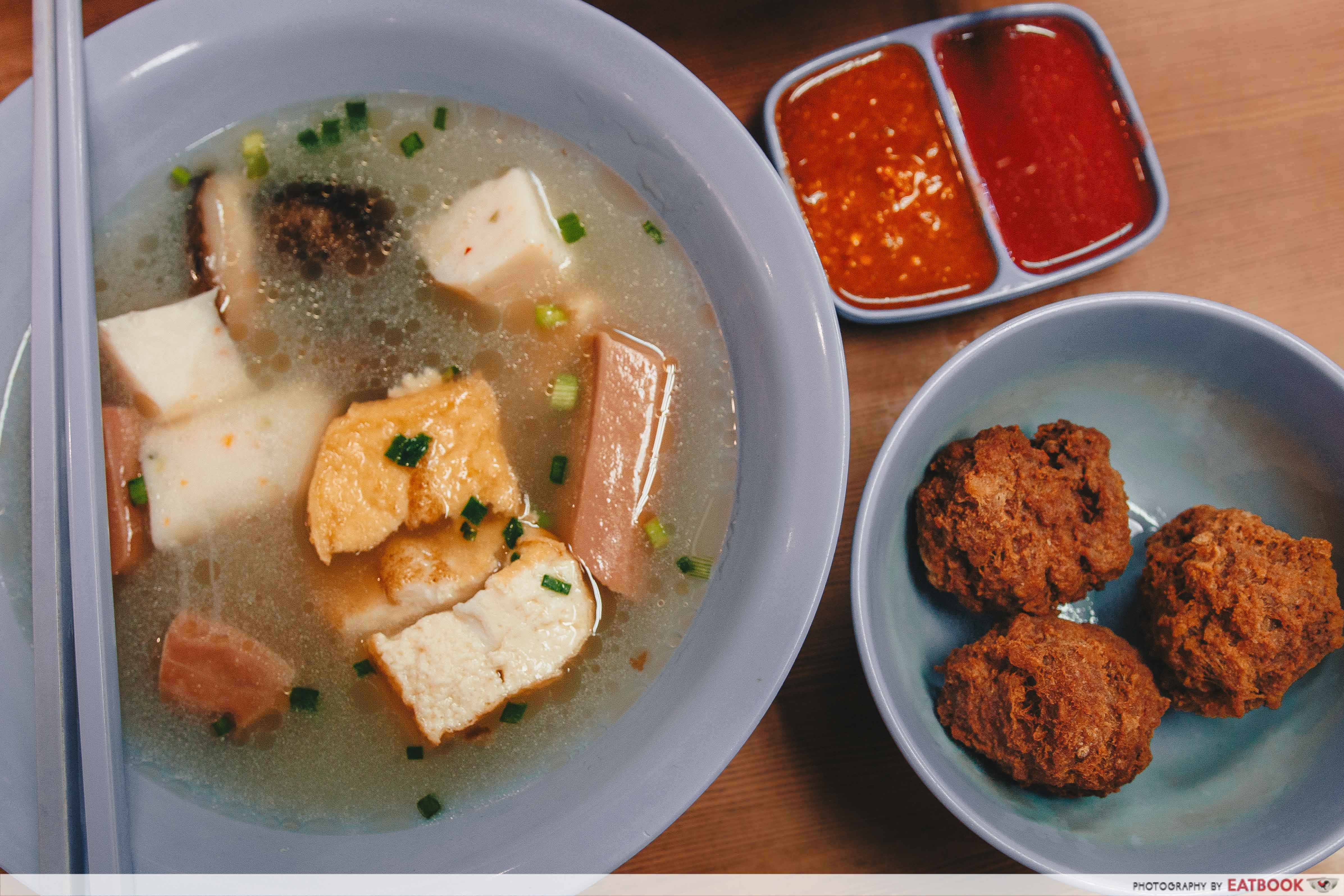 My Favourite Cafe Singapore- ytf bowl 2