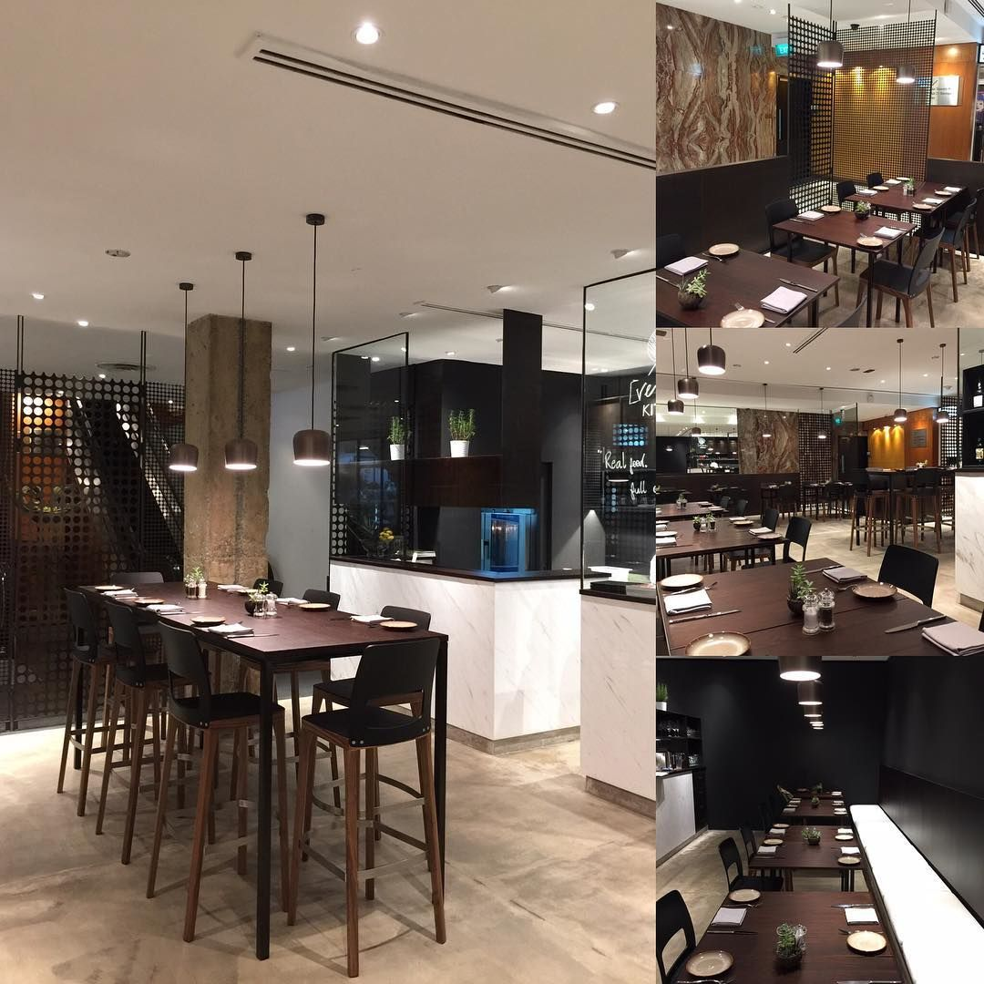 New Restaurants April 2018 - Verde Kitchen Ambience