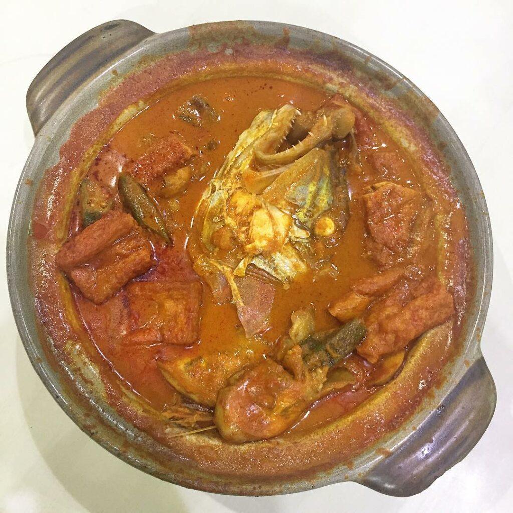 Peranakan Food - Na na Homemade Curry