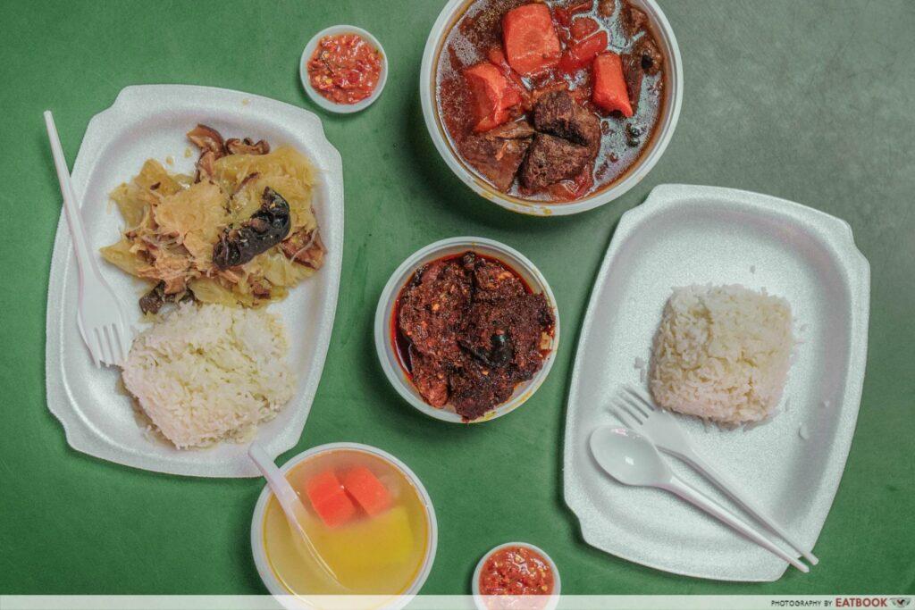 Peranakan Food - Popo and Nana's Delight