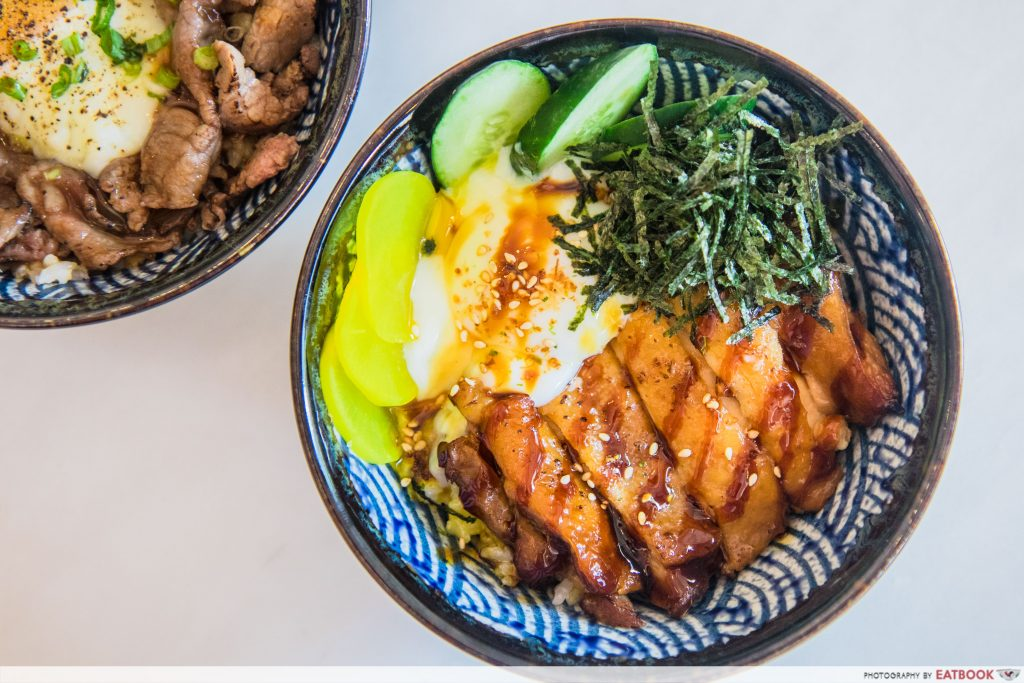RAKKI BOWL- chicken bowl