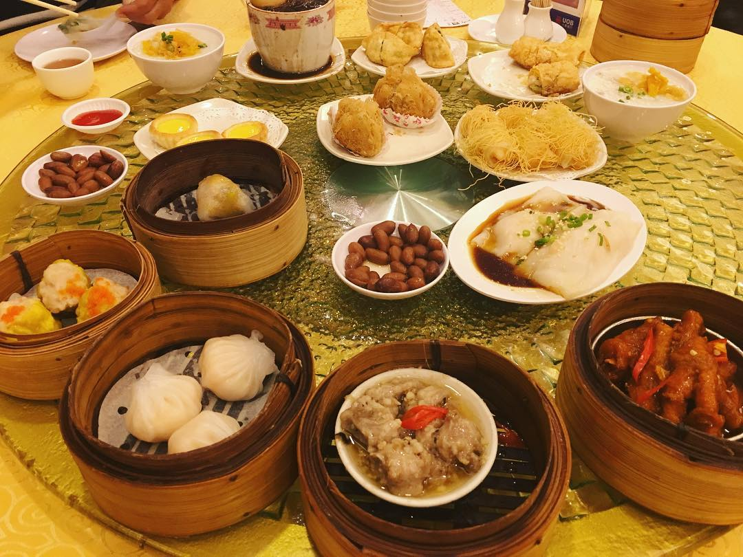 high tea - Swatow