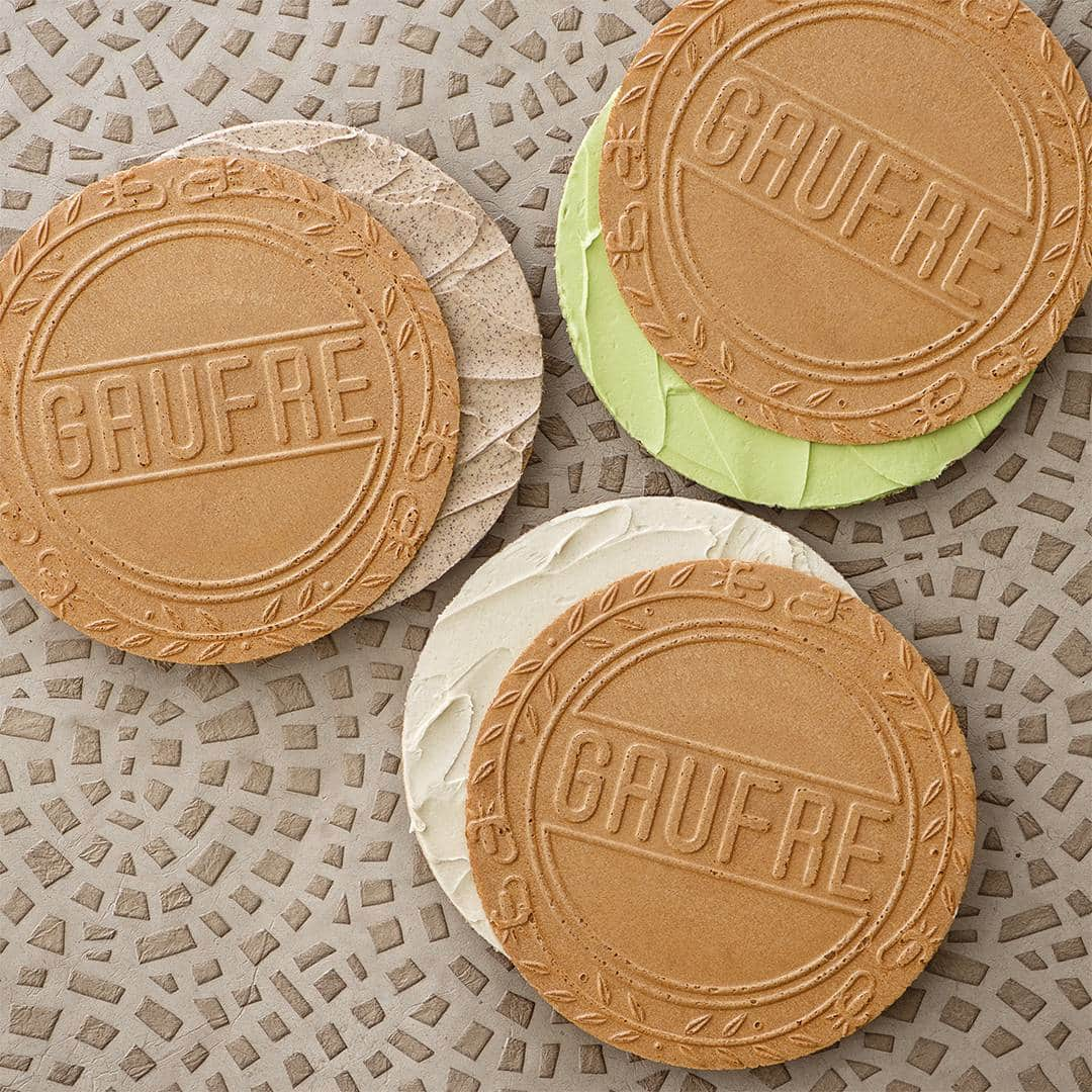 Gaufre Wafers